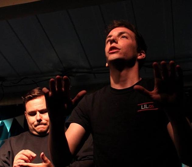pier-luc funk improvisation LILAS