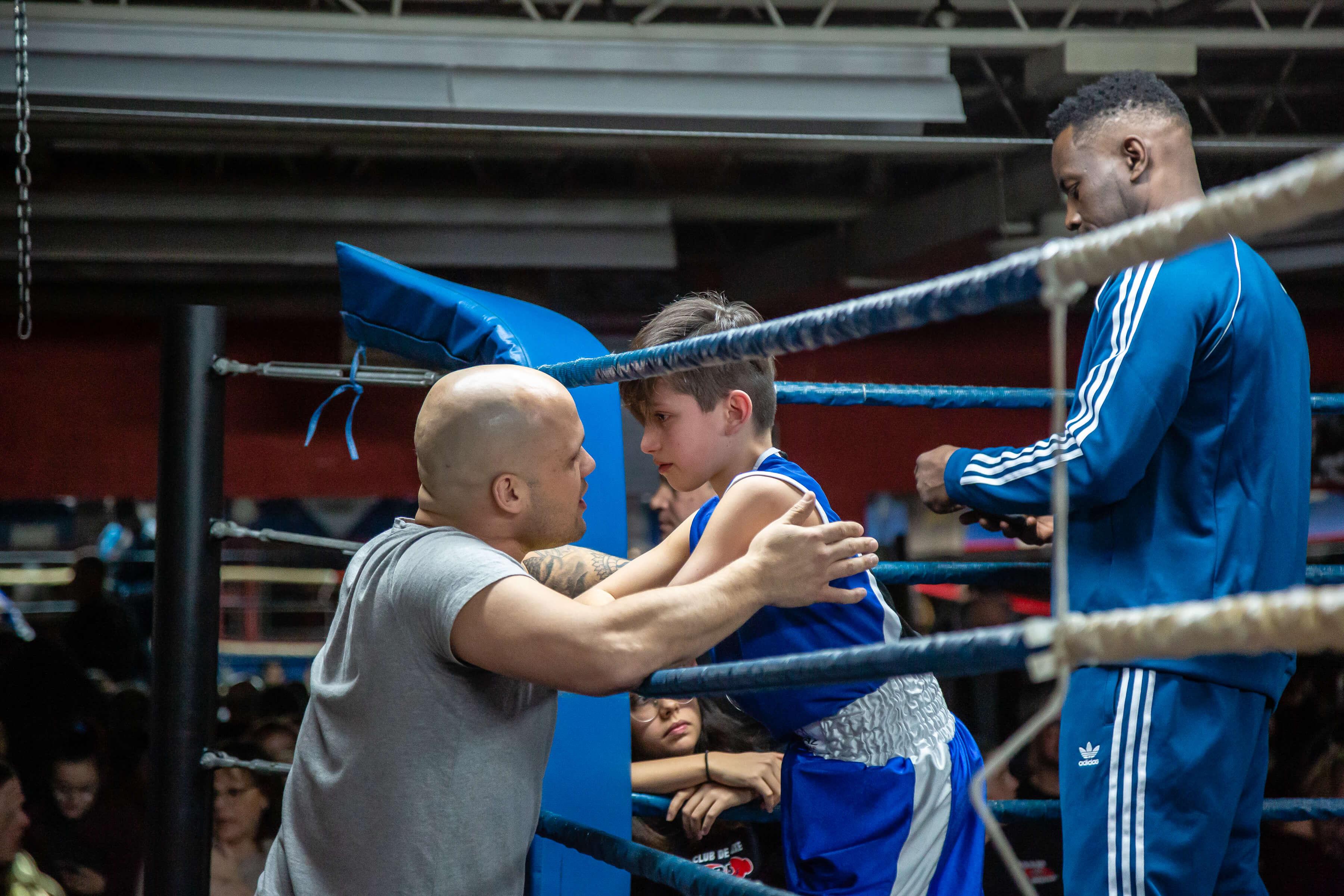 Club de boxe 35