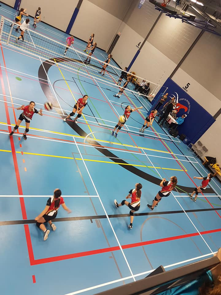 Volleyball - Gaspé