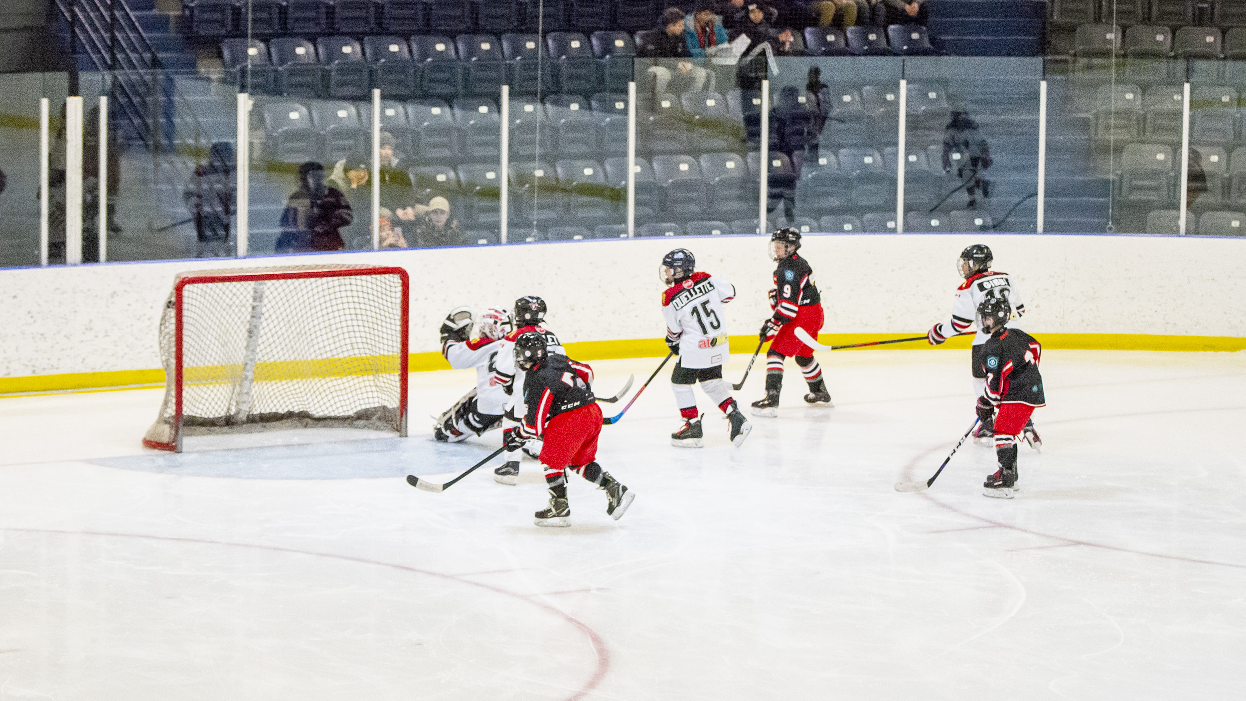 Tournoi Denis Labrie Hockey Matane
