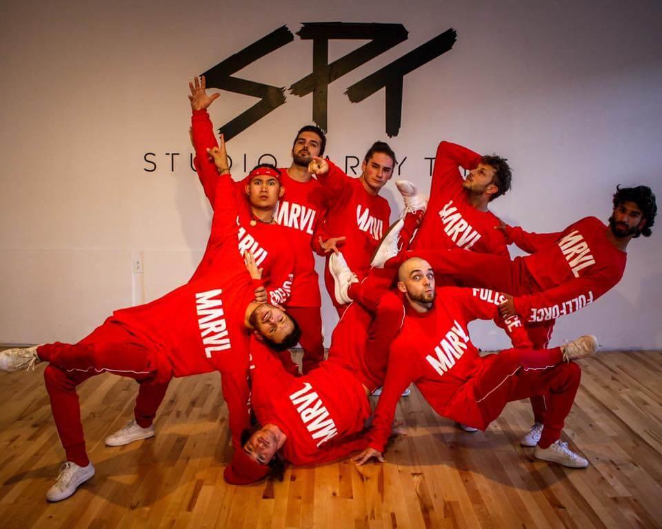 Spectacle troupe de danse MARVL