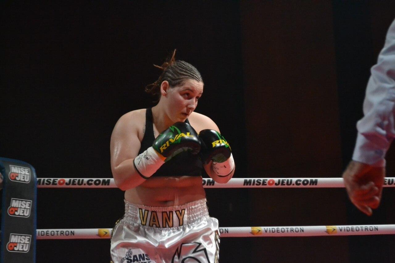 Vanessa Lepage-Joanisse espère revenir du Mexique avec la ceinture