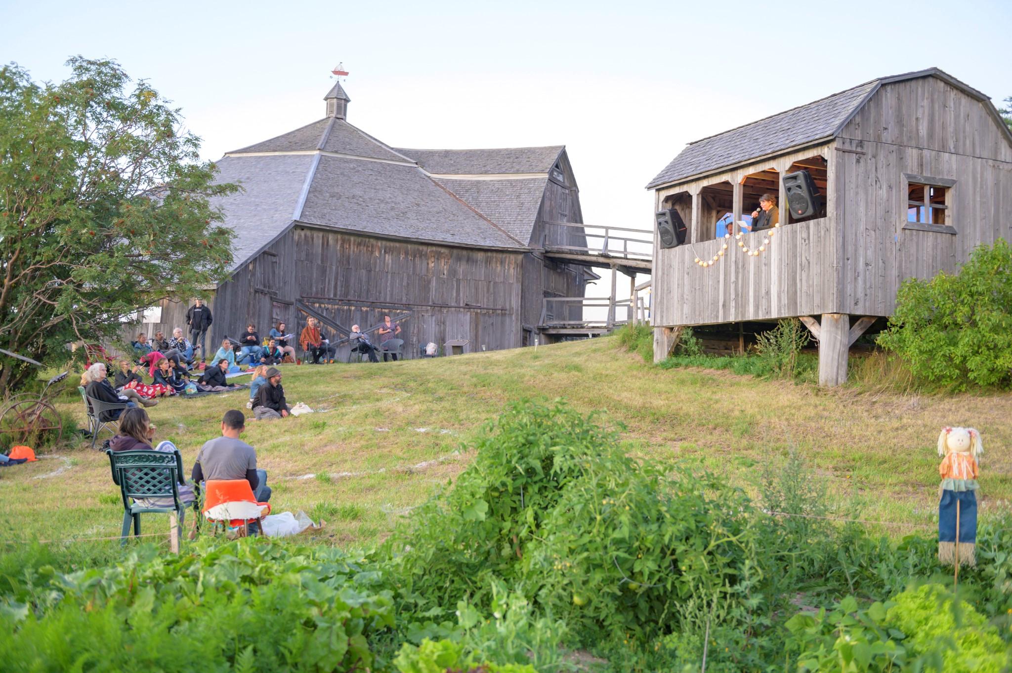 Slam ton Festival de Saint-Fabien est de retour pour une deuxième année consécutive.