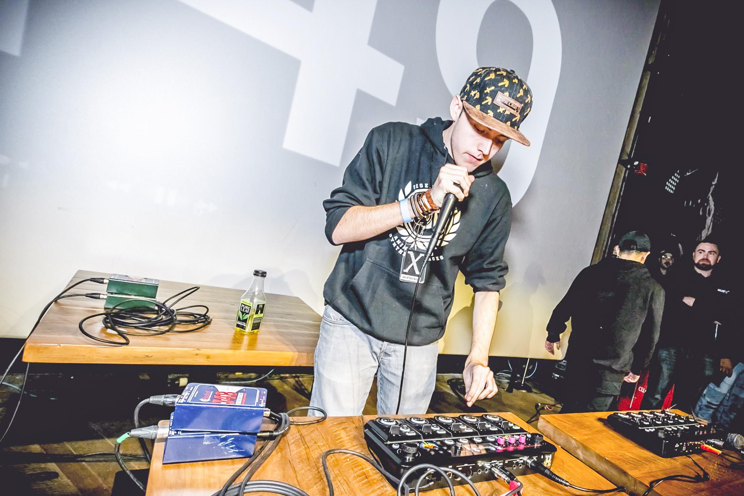 Beatbox loop station Matane