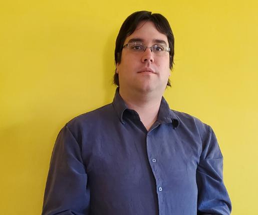 Shaun Boisclair est l'étudiant entrepreneur du mois de juin.
