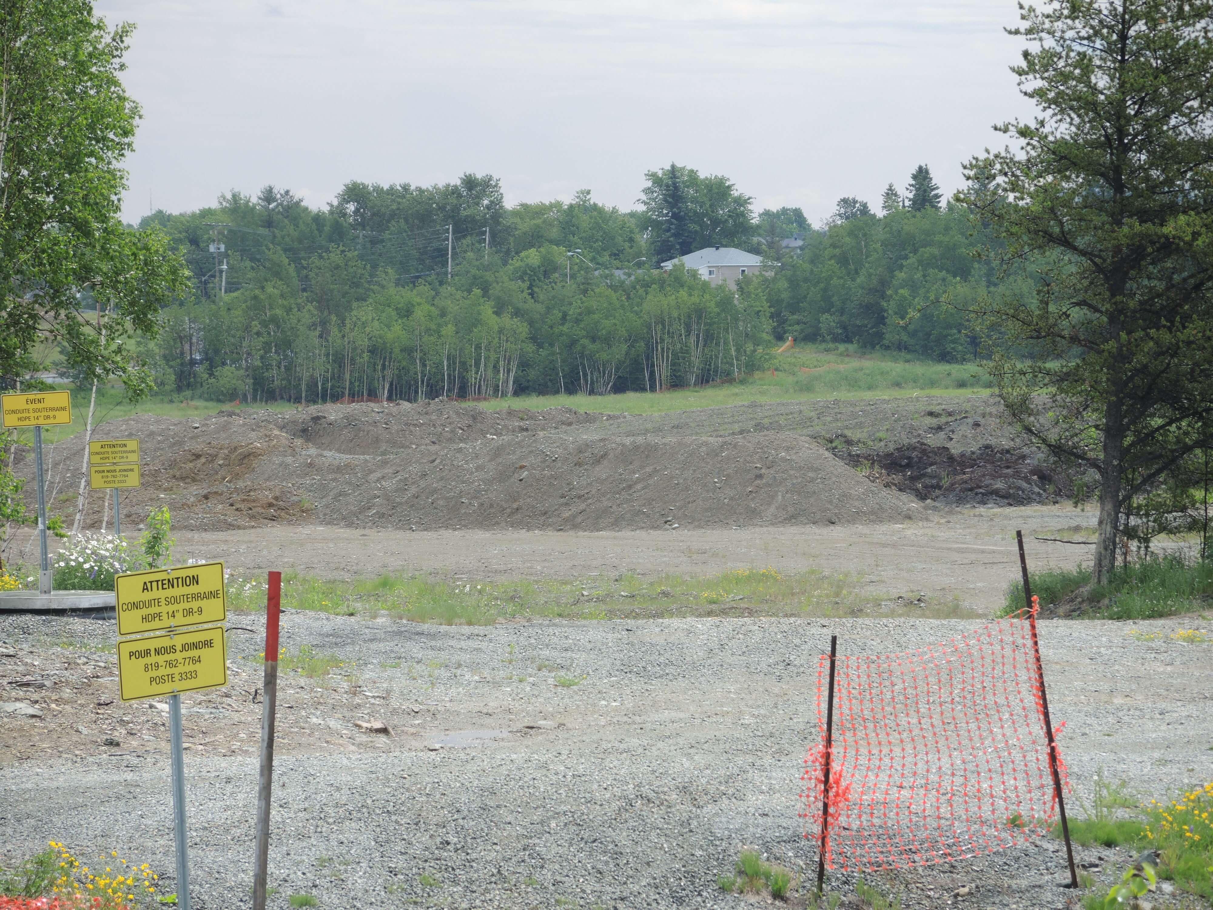 Sols contaminés Glencore Rouyn-Noranda