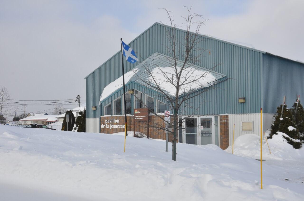 La population de Sainte-Blandine aura un nouveau centre communautaire moderne