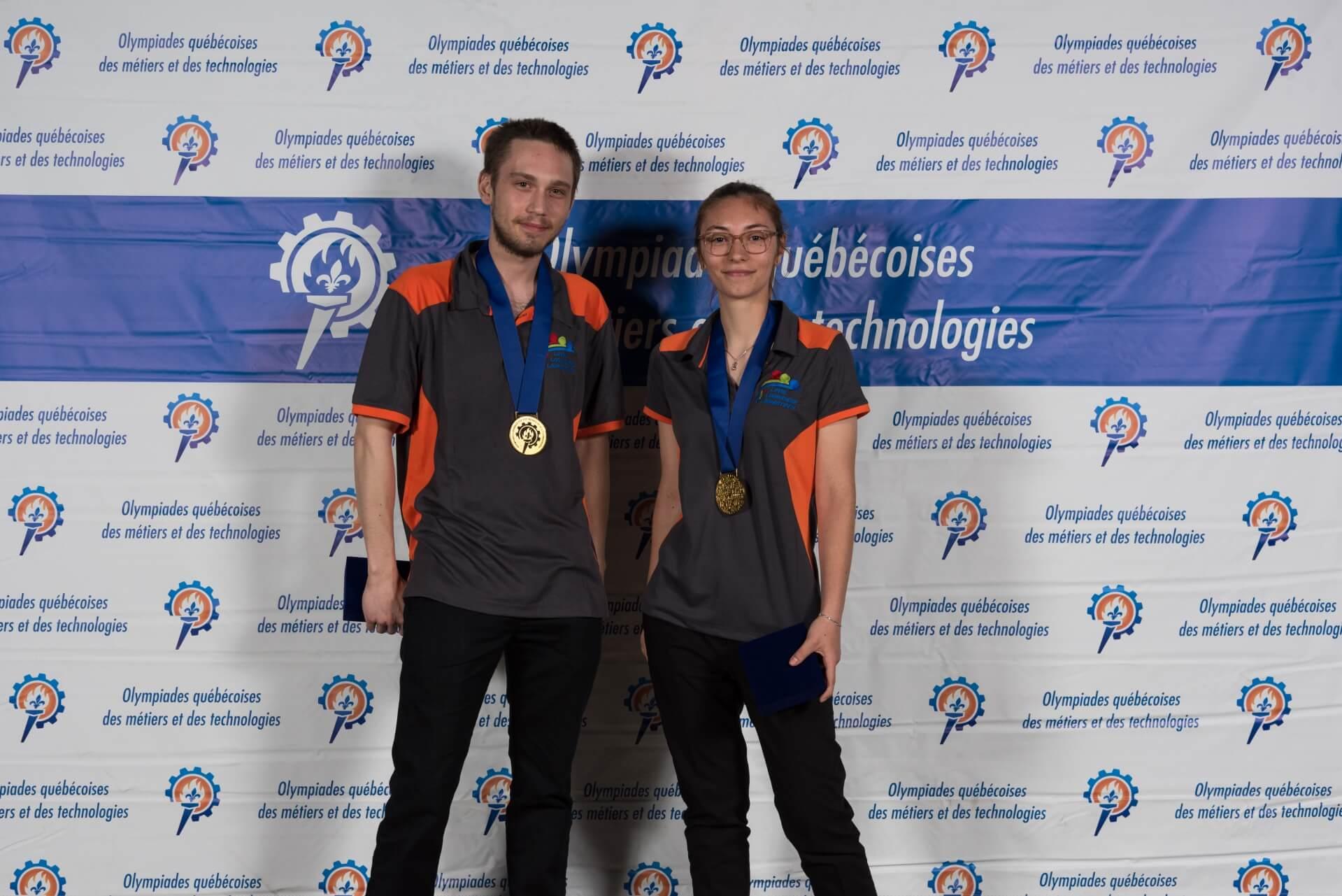 métiers spécialisés concours médaille