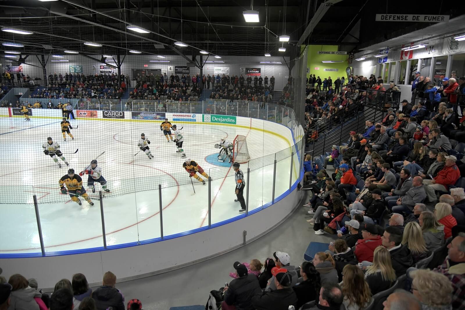 Matane intéressée par une équipe de la Ligue nord-américaine de hockey