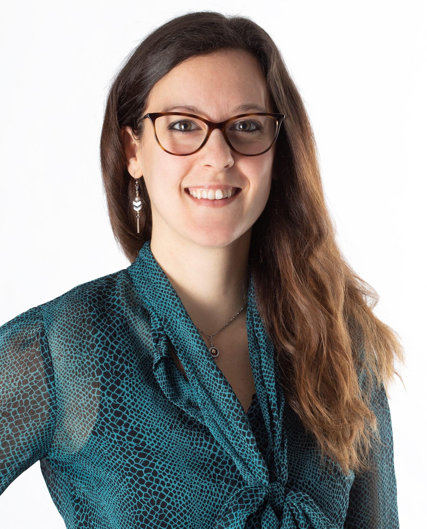 La professeure Mahée Gilbert-Ouimet de l'Université du Québec à Rimouski (UQAR)