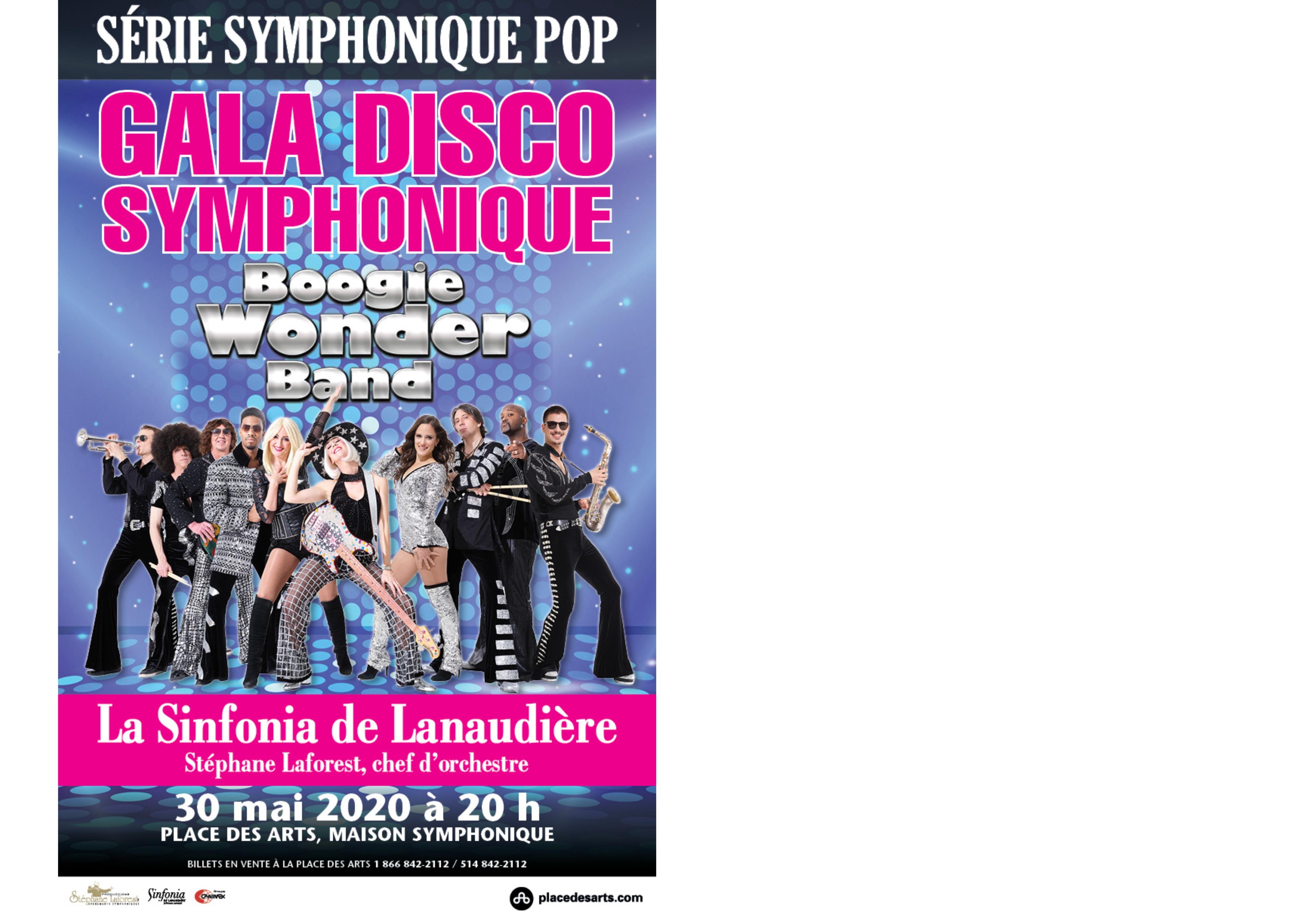 Gala Disco Symphonique