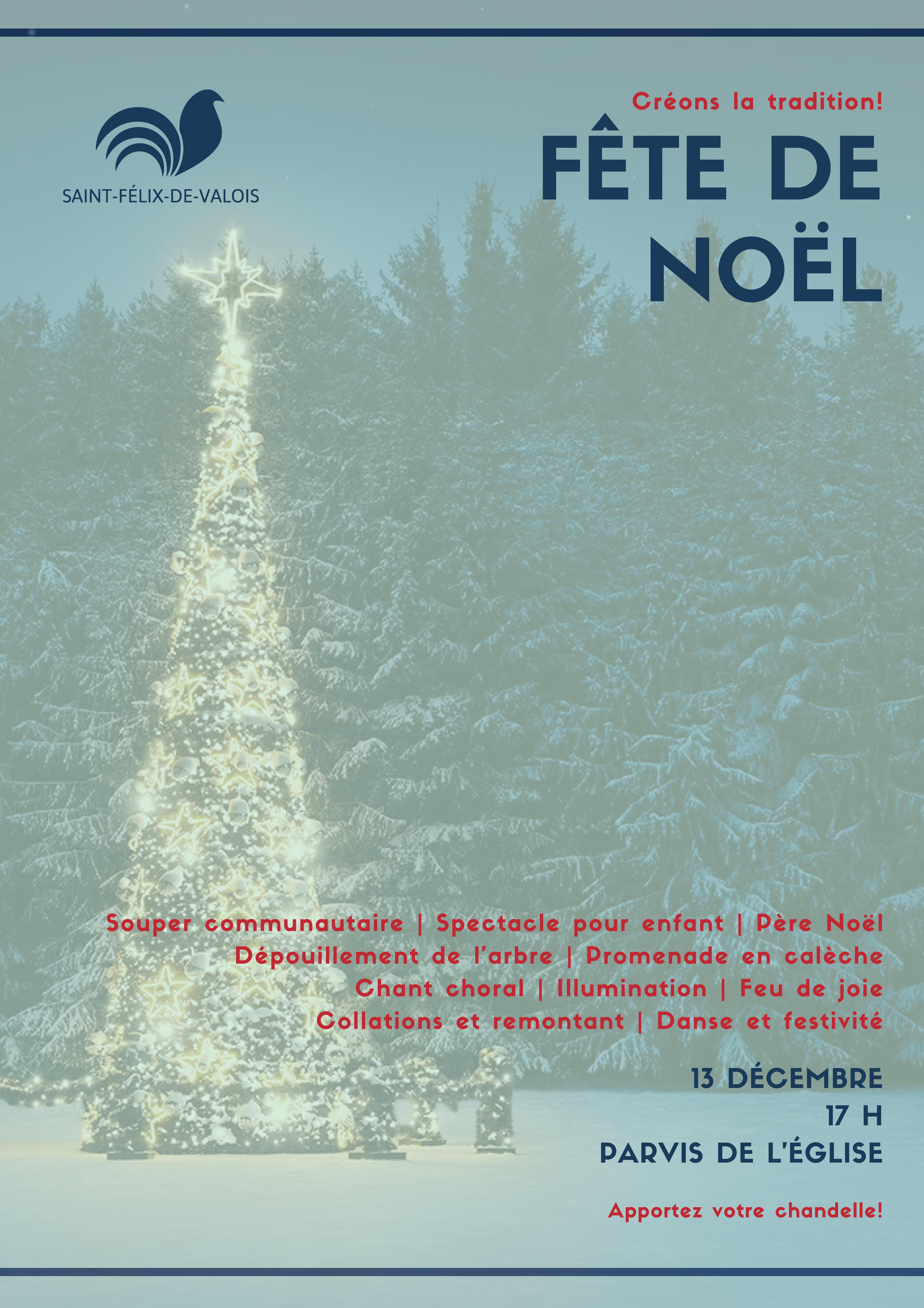 Noël St-Félix 2019