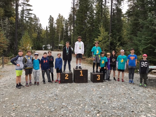 CSH Cross-Country primaire gars