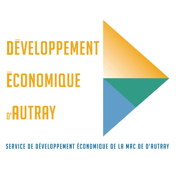 Développement économique D'Autray logo