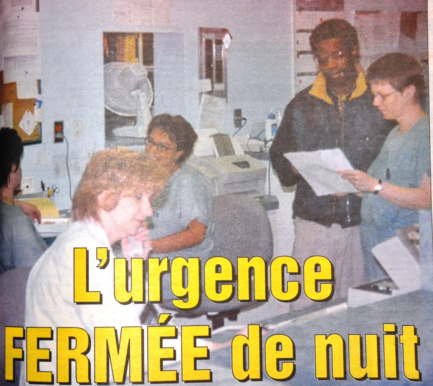 Archives Avril 2001