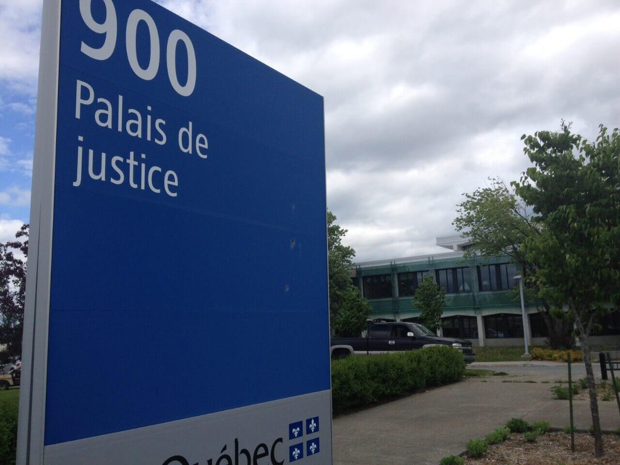 Palais de justice Val-d'Or