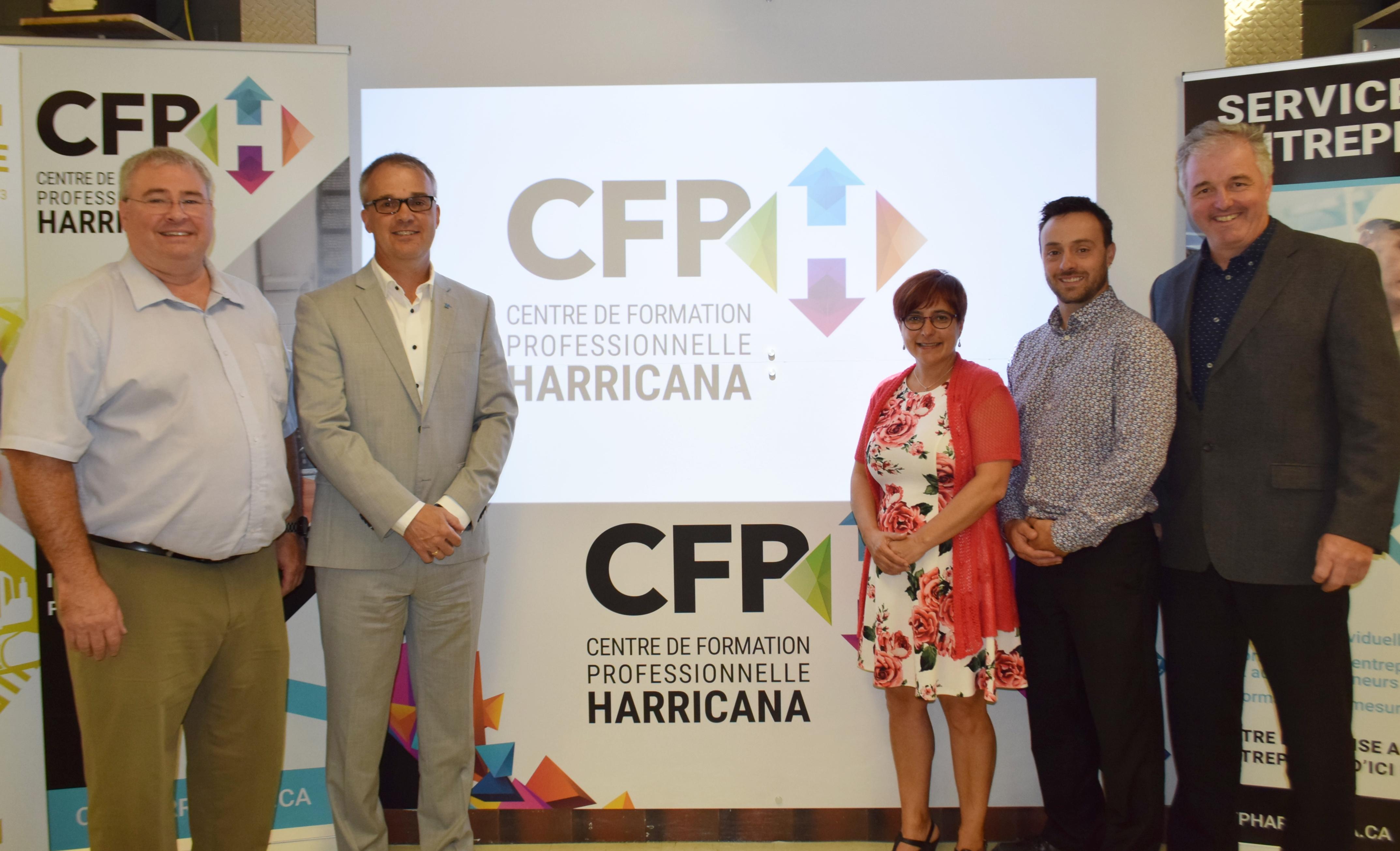 CFP Harricana logo