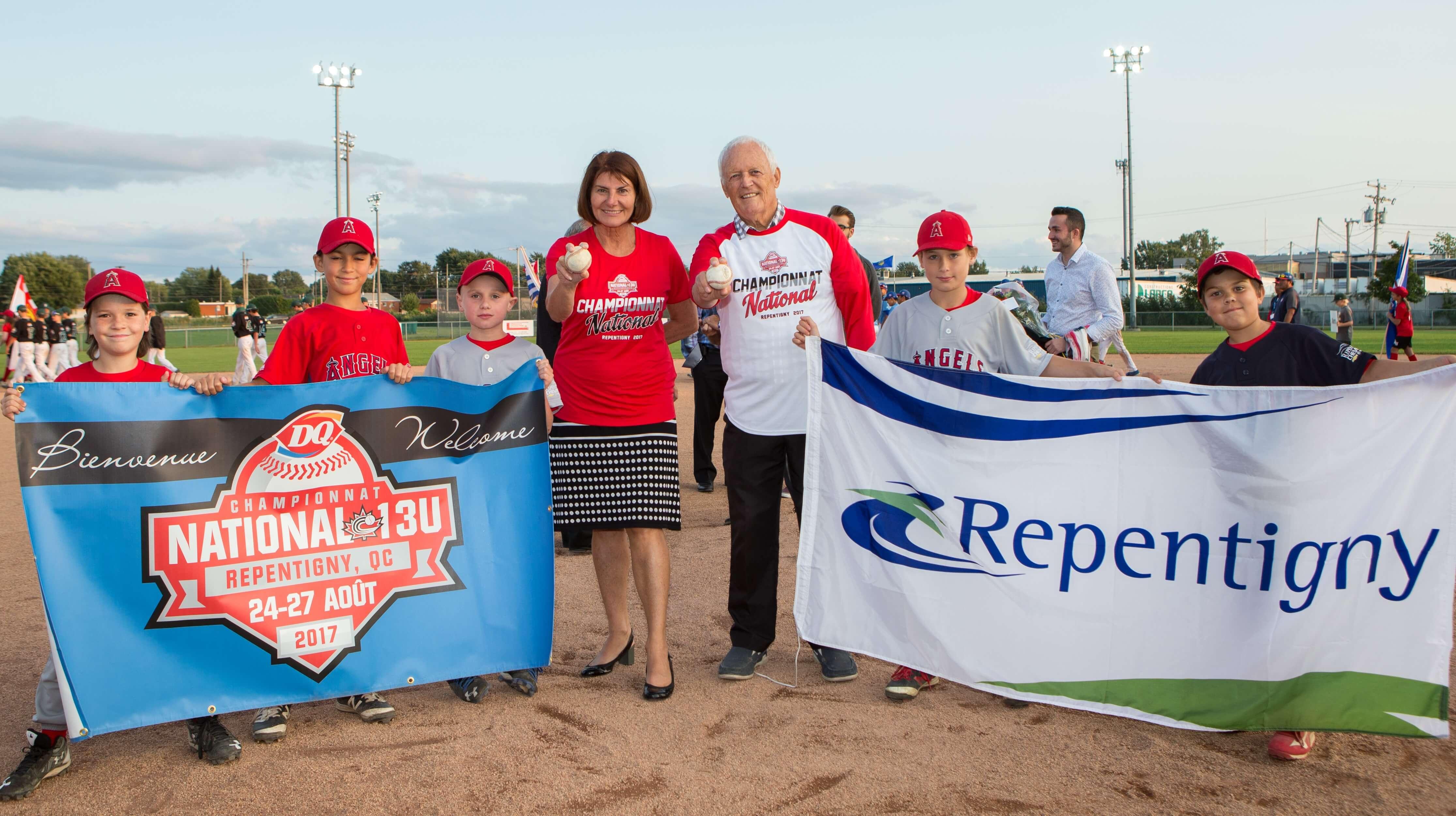 Championnat baseball Repentigny
