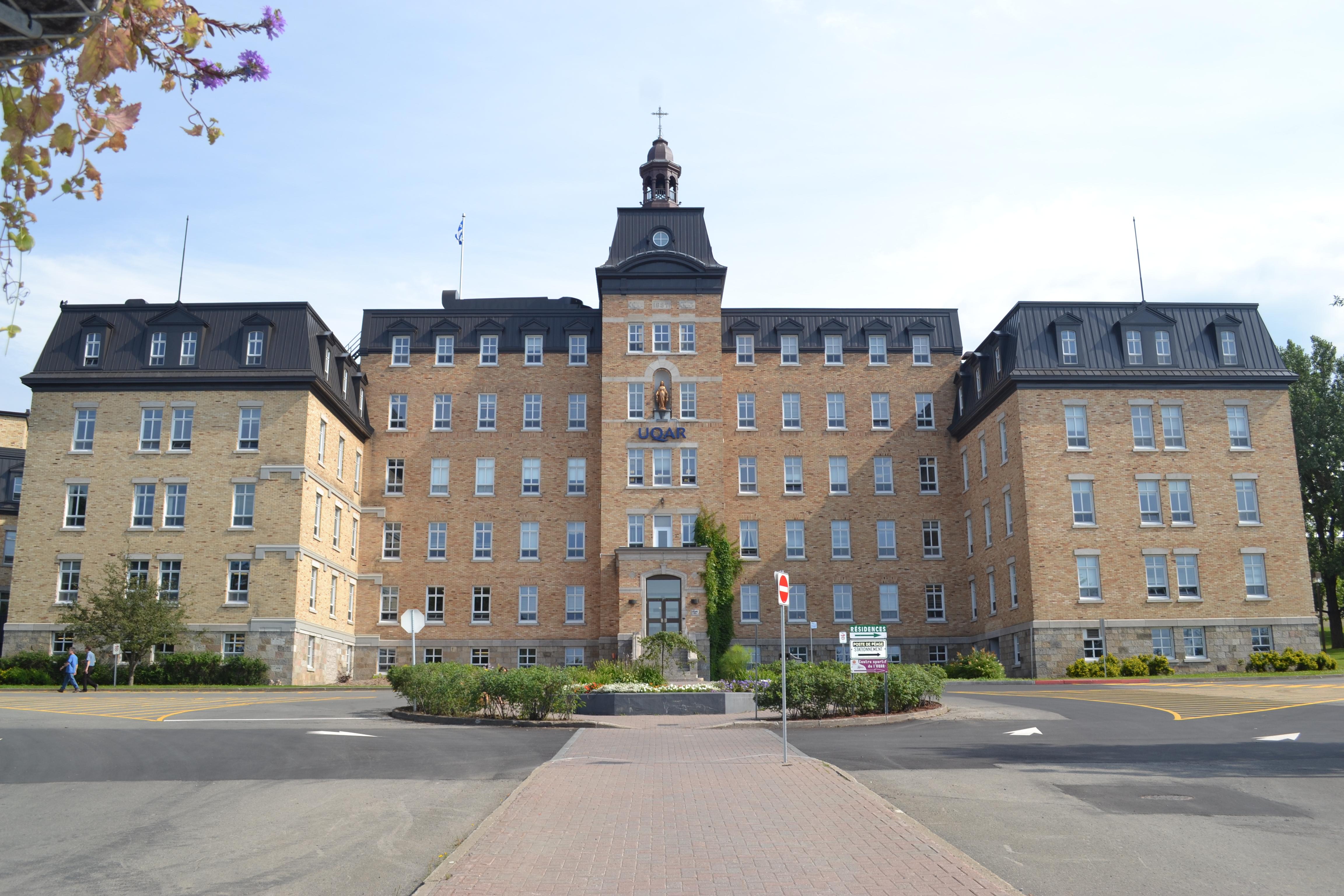 L'Université du Québec à Rimouski (UQAR)