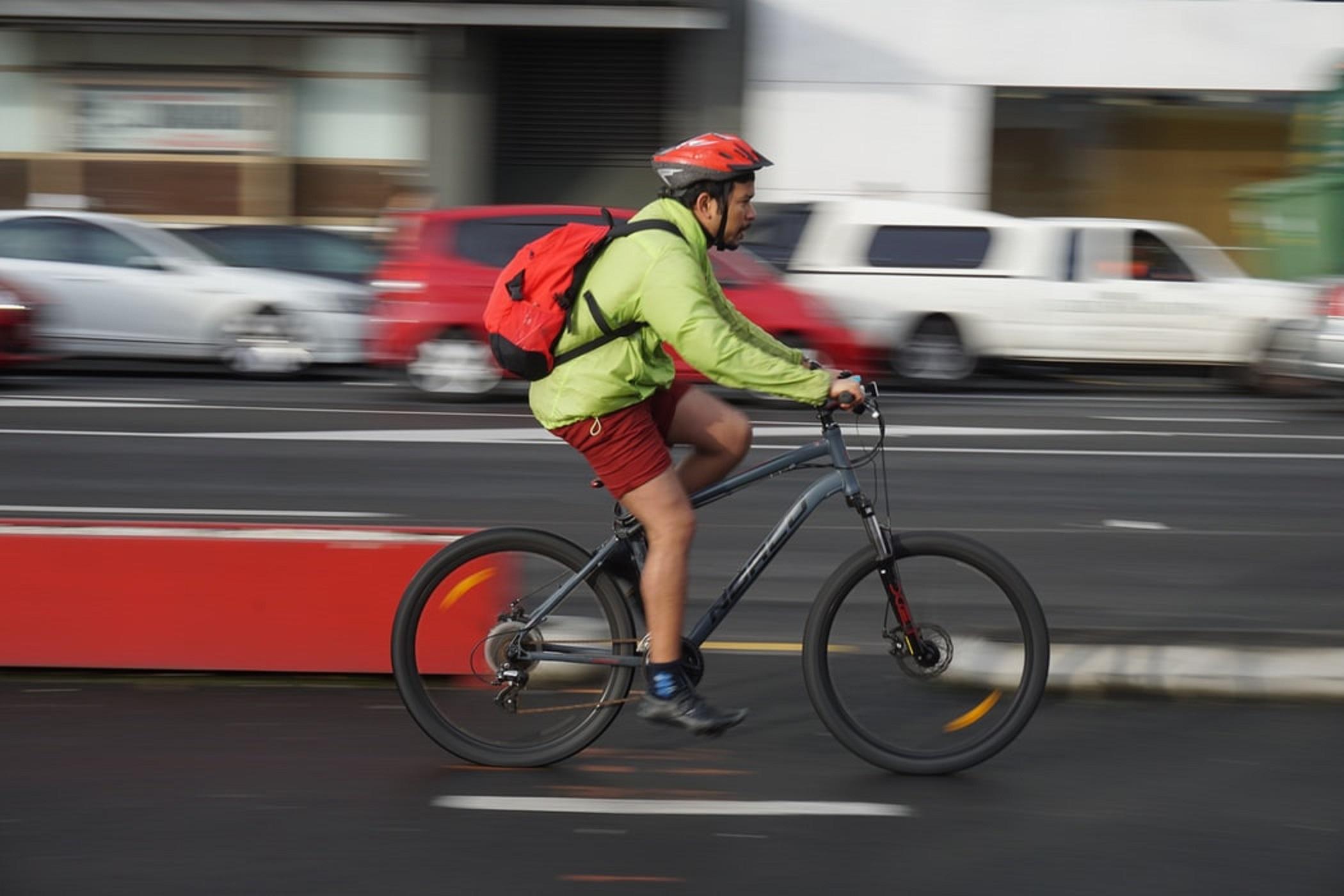 Le tracé cyclable supplémentaire à Rimouski est une bonne initiative pour les déplacements au centre-ville