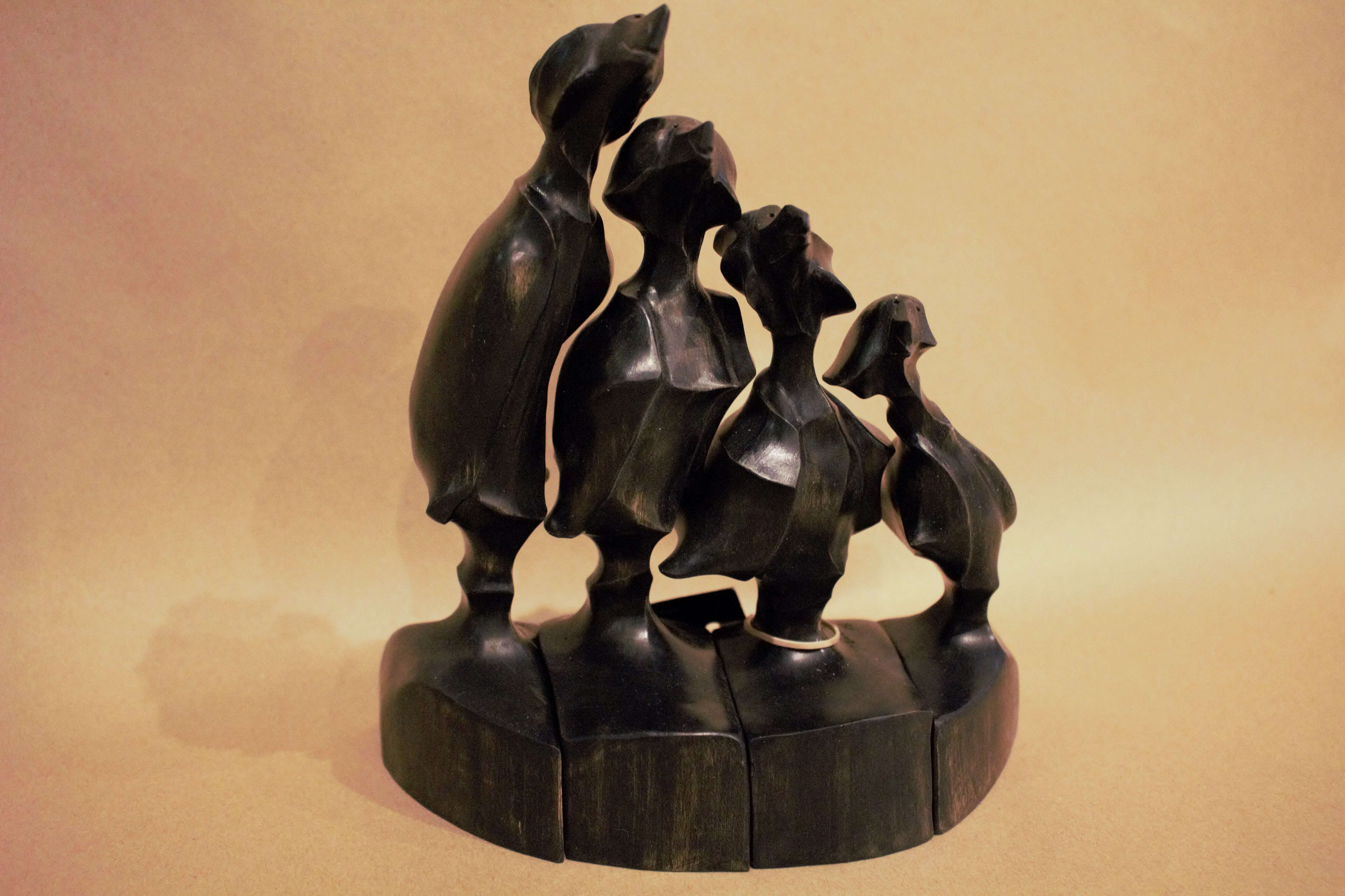 Sculpture Michel Boire