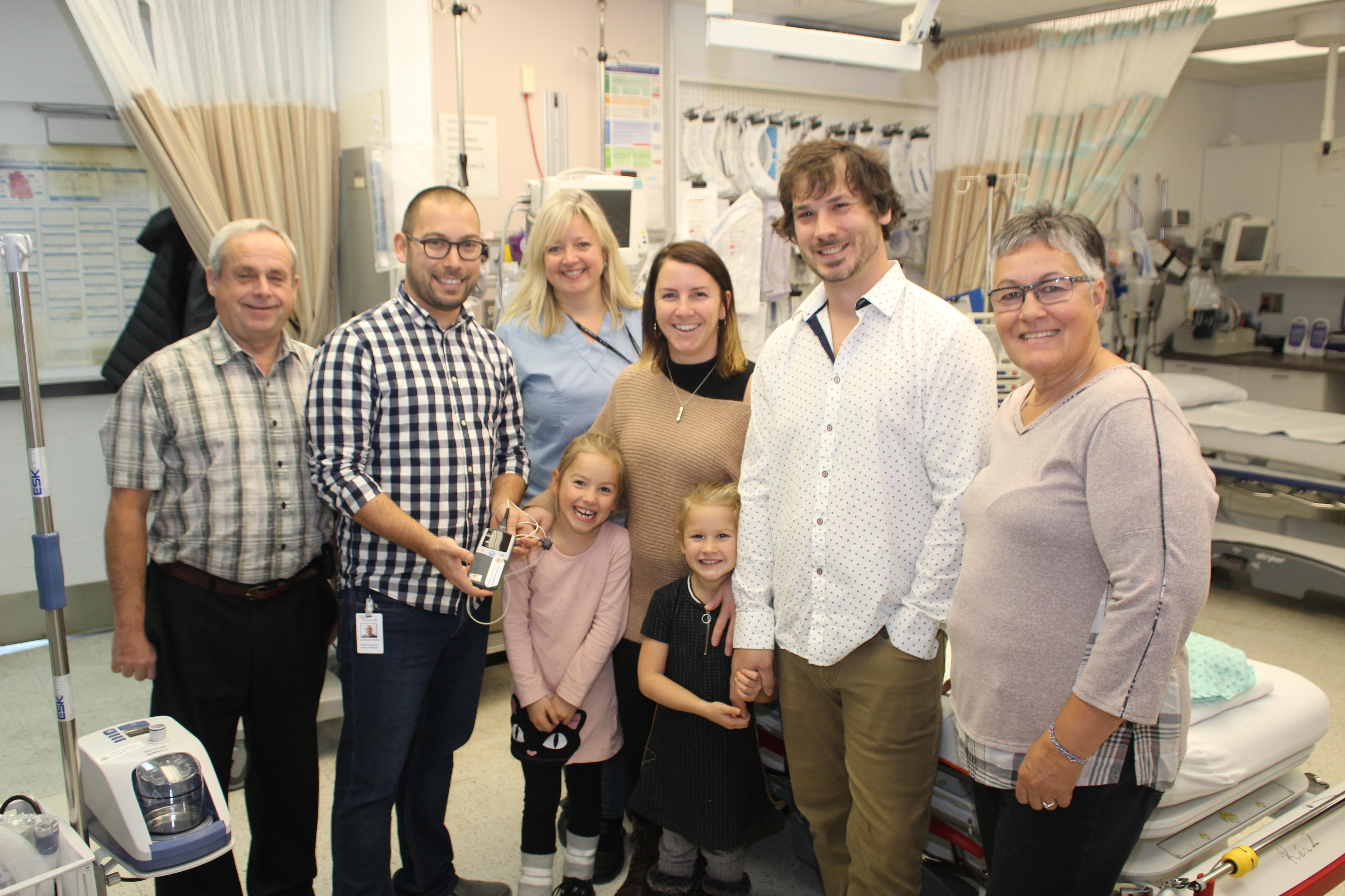 Famille Carignan Lachance Urgence
