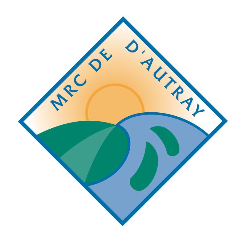 MRC de D'Autray logo