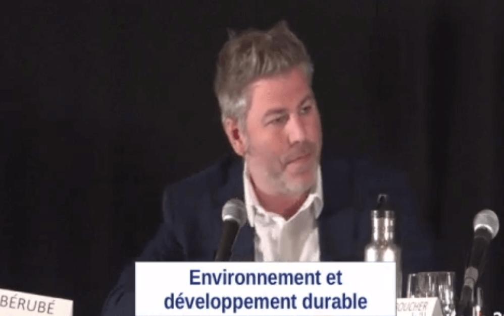 Pascal Bérubé débat