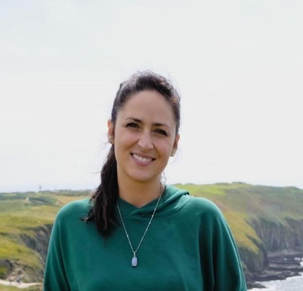 Mélanie L. Dion, documentariste et réalisatrice du film « Sans toi ».