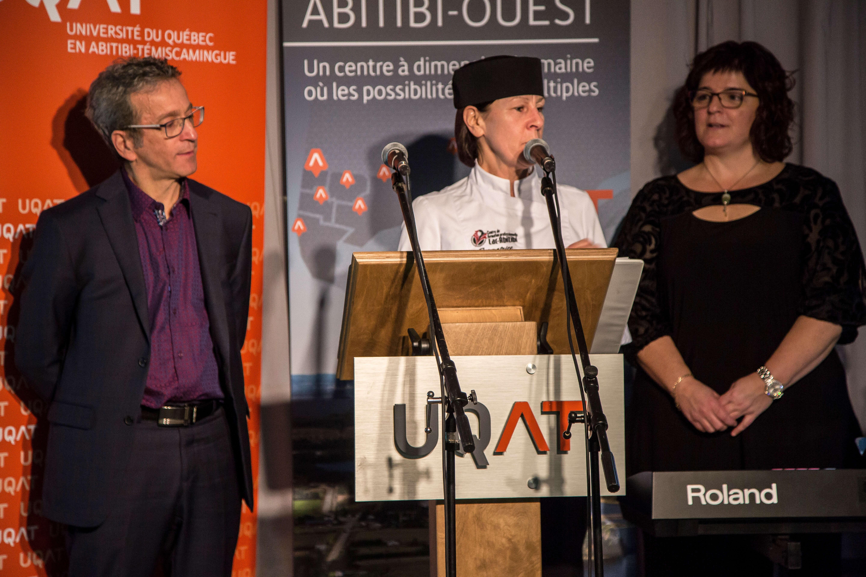 Souper bénéfice biomatériaux UQAT