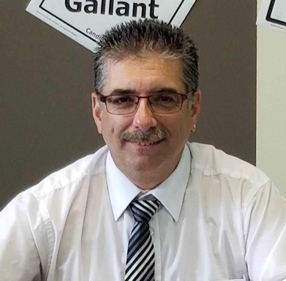 Élections 2018: Guy Gallant