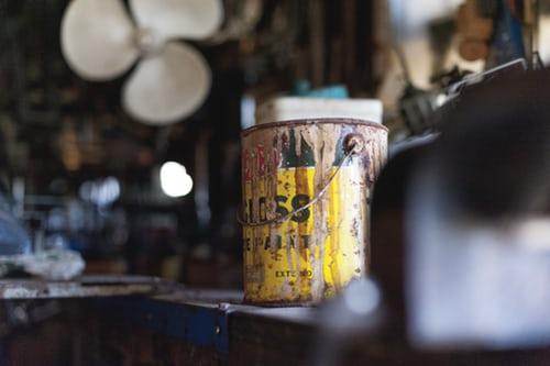 Peinture, produit toxique dangereux, recyclage, récupération, produit