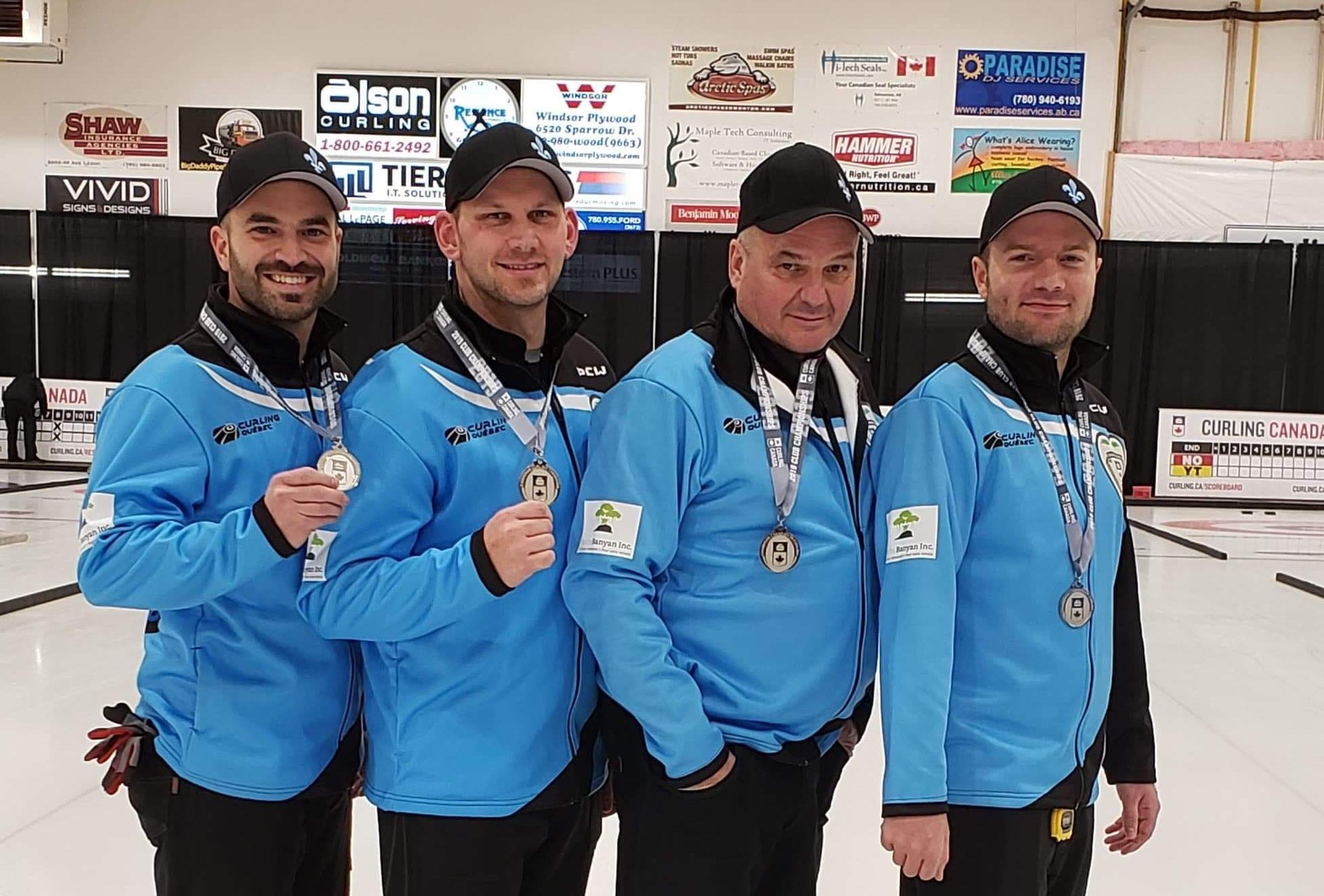 Gibeau Curling Thurso
