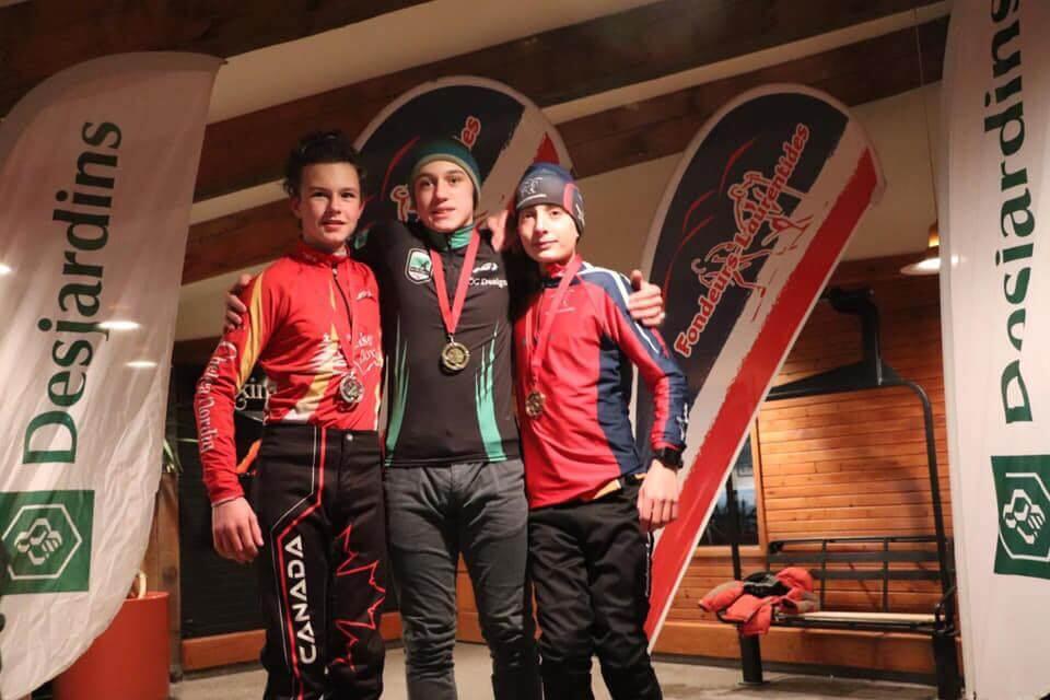 Ski fond Solstice Lanoix