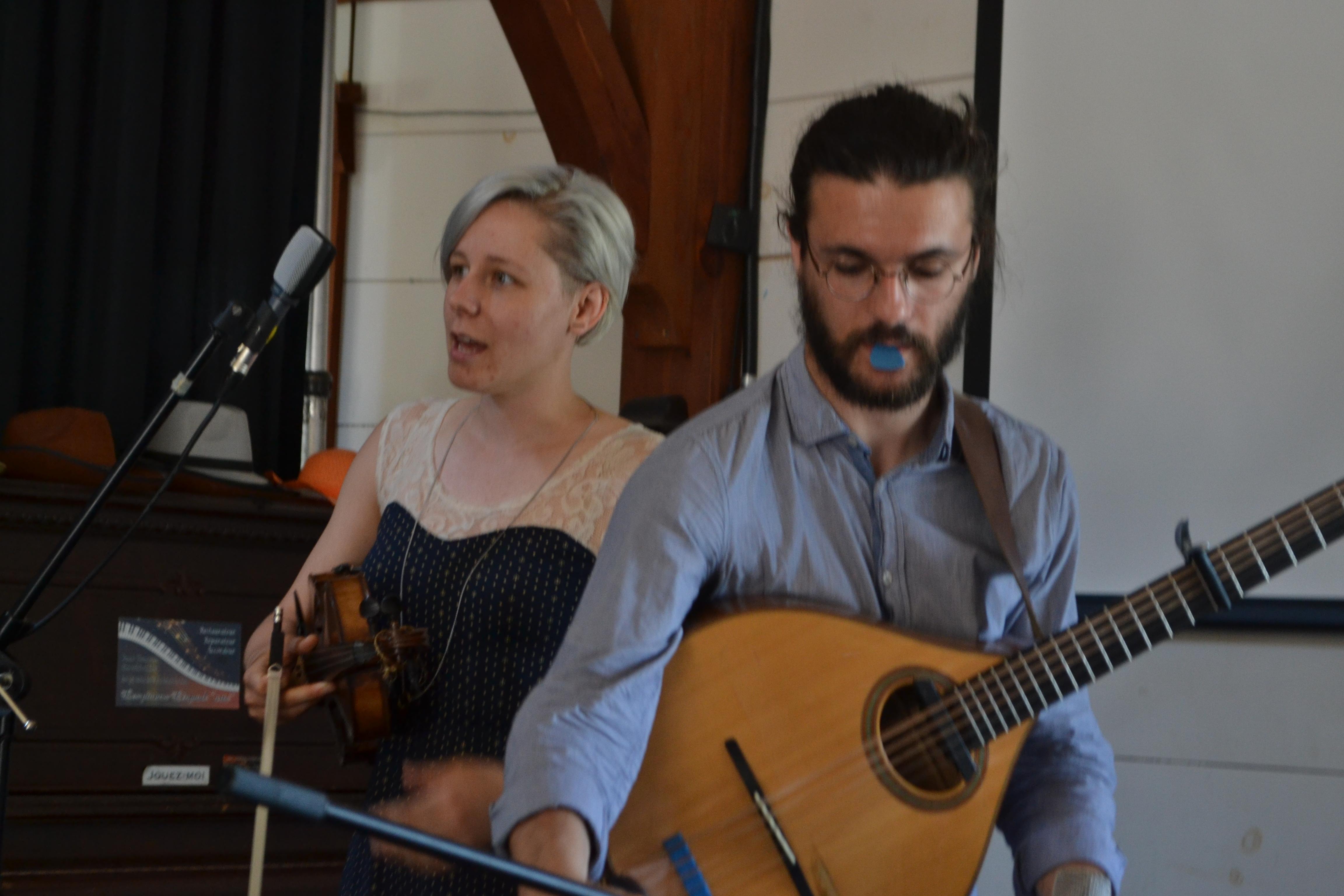 musique ripon traditionnelle