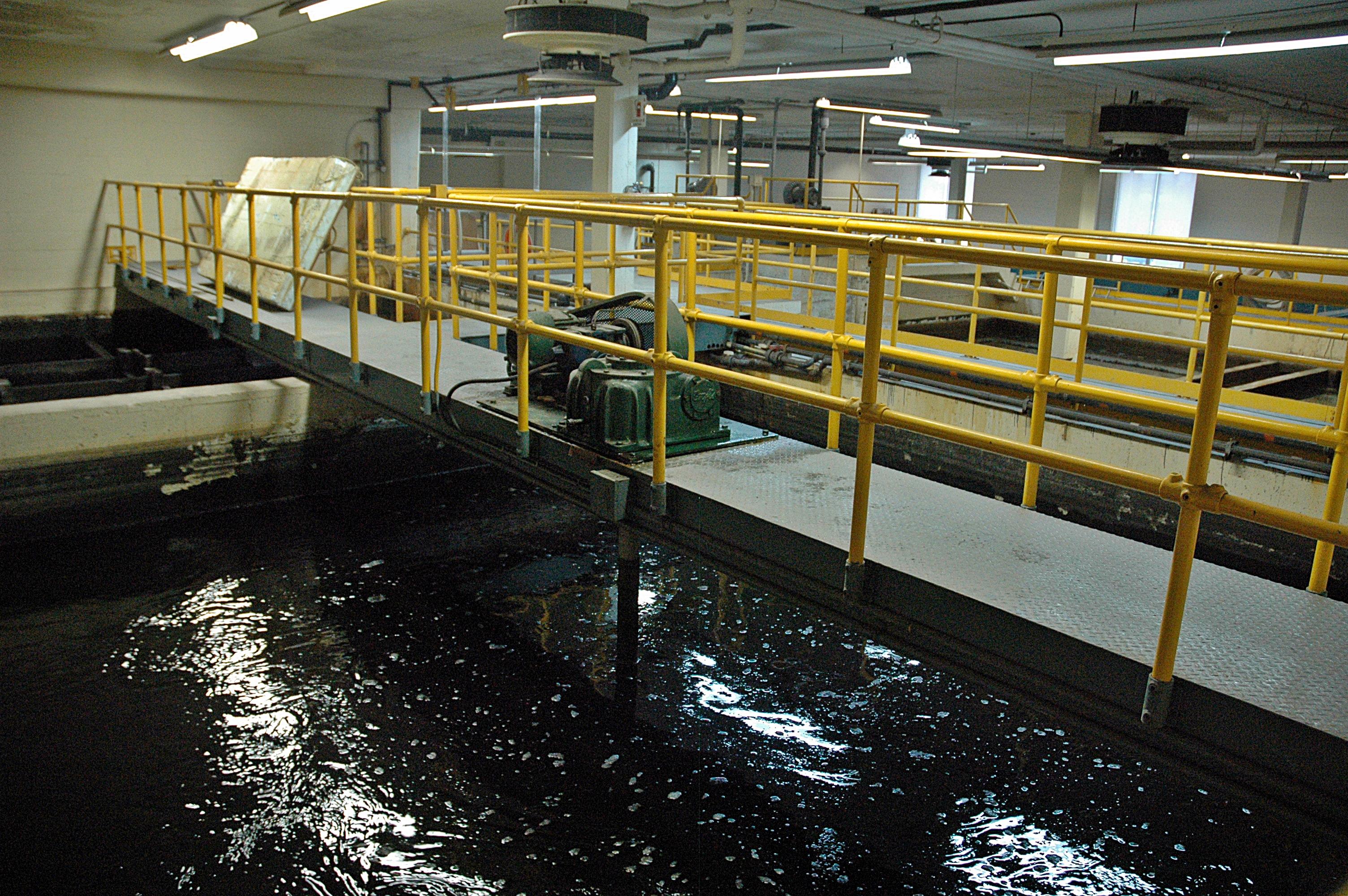 Usine filtration Rouyn-Noranda
