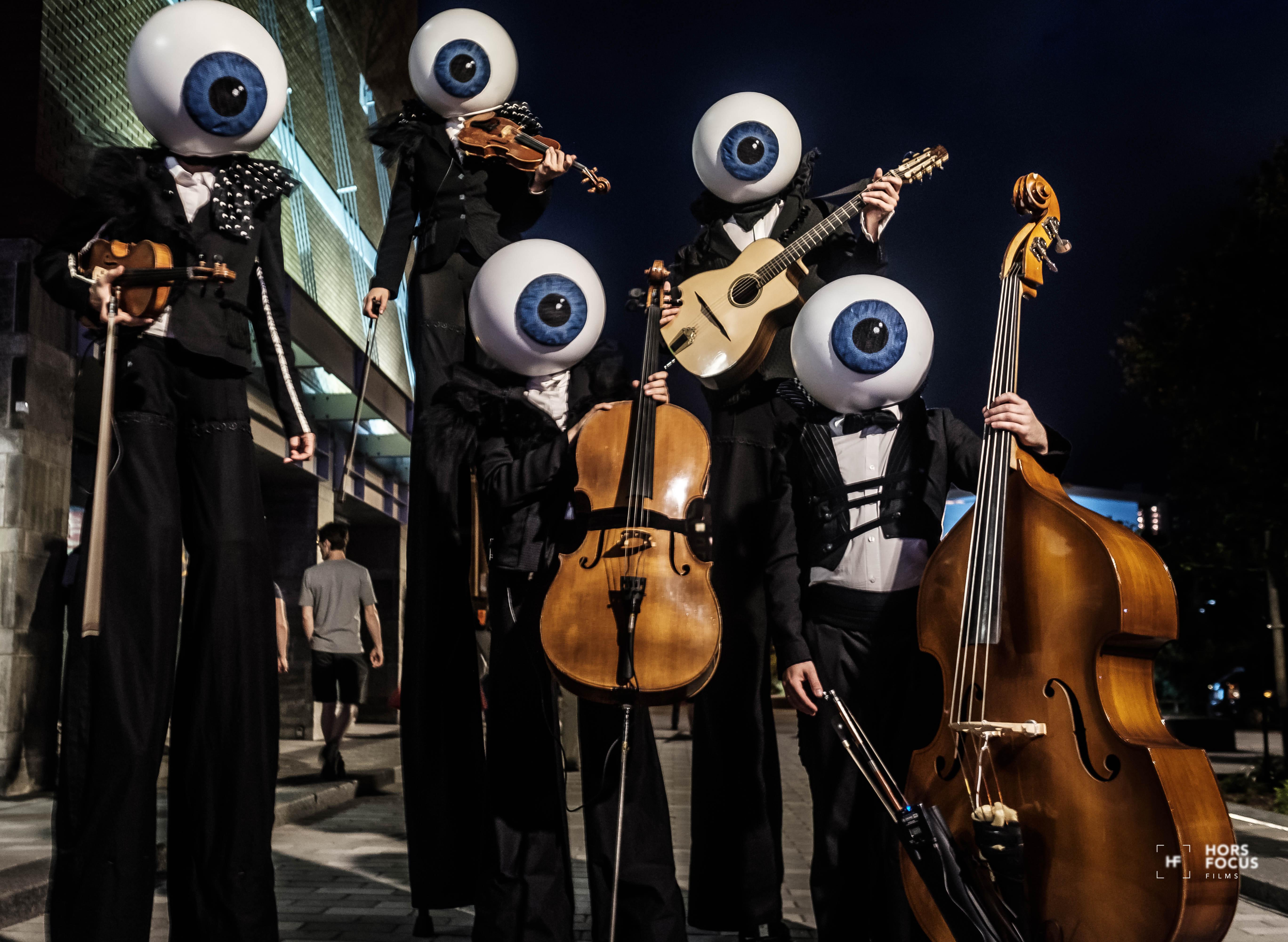 Quartet à vue