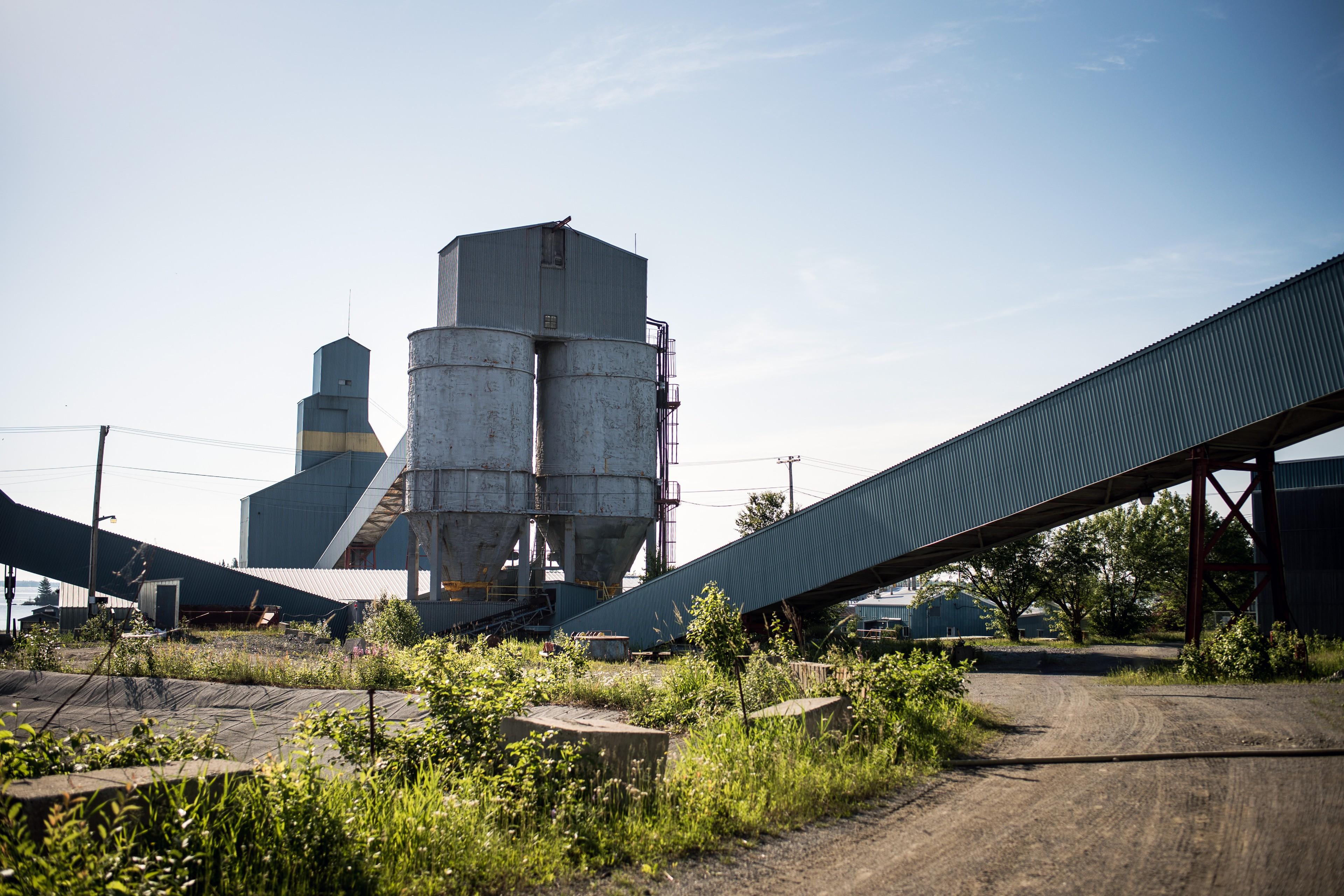 Wesdome_usine_Kiena