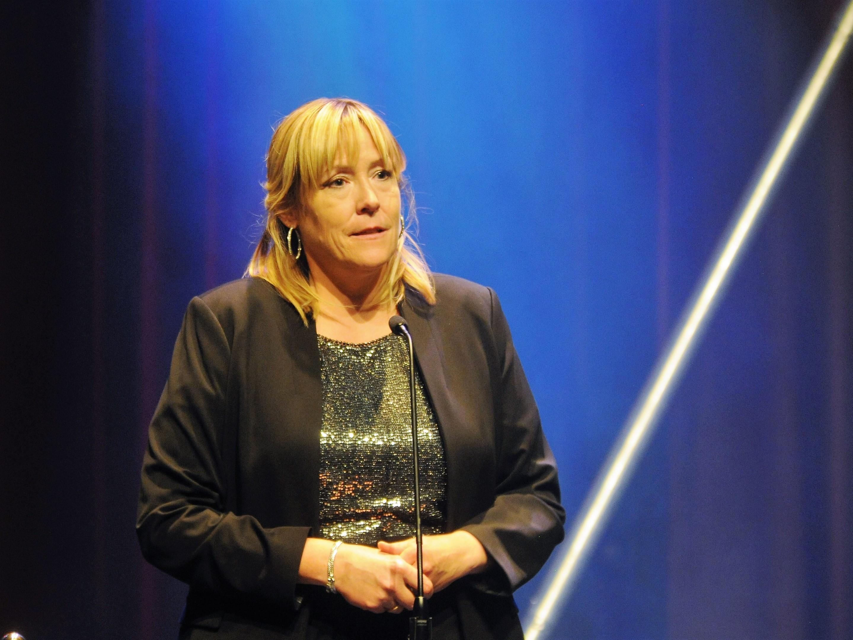 Julie Pelletier - Gala de l'Entreprise