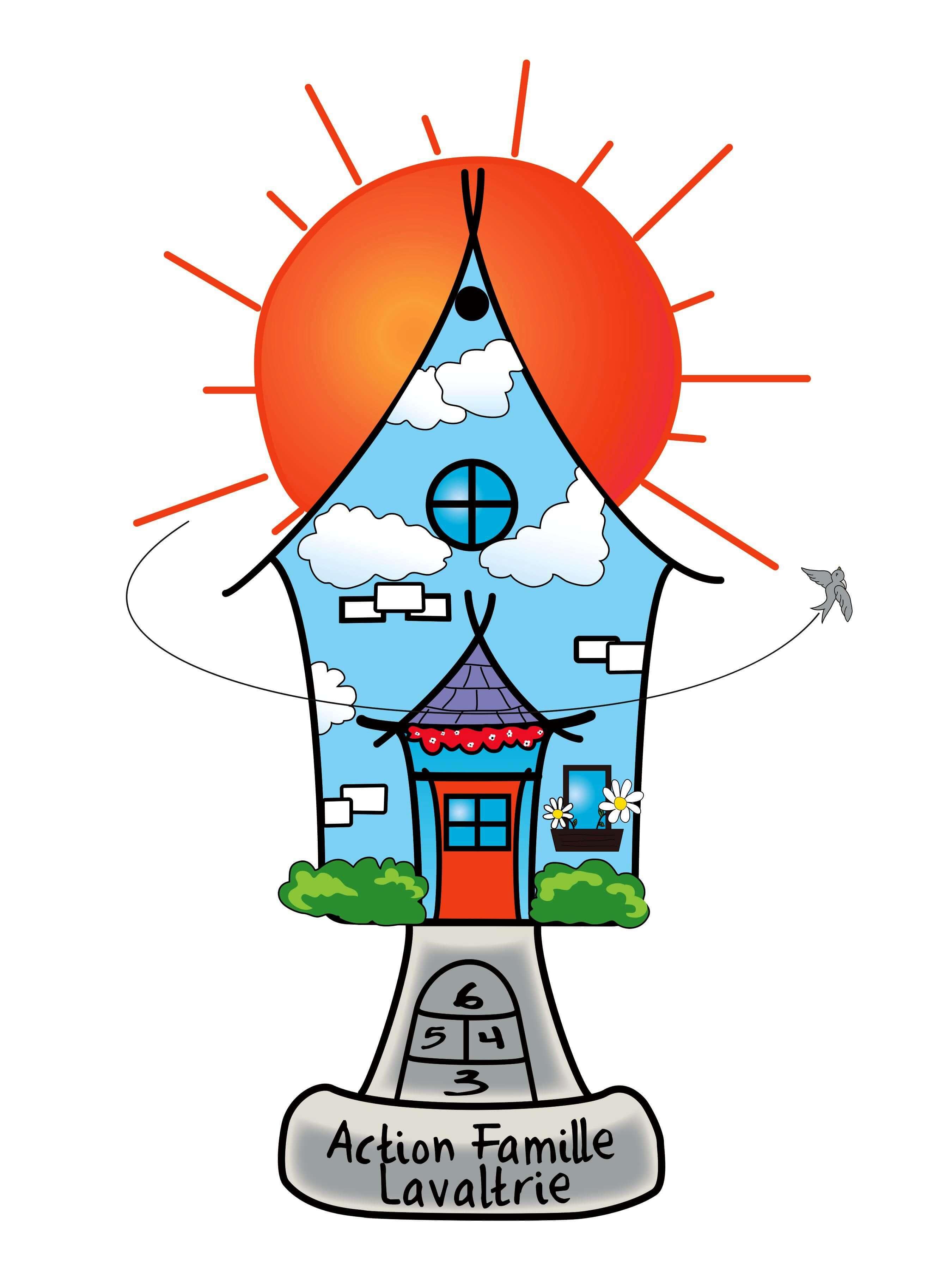 Logo Action Famille Lavaltrie