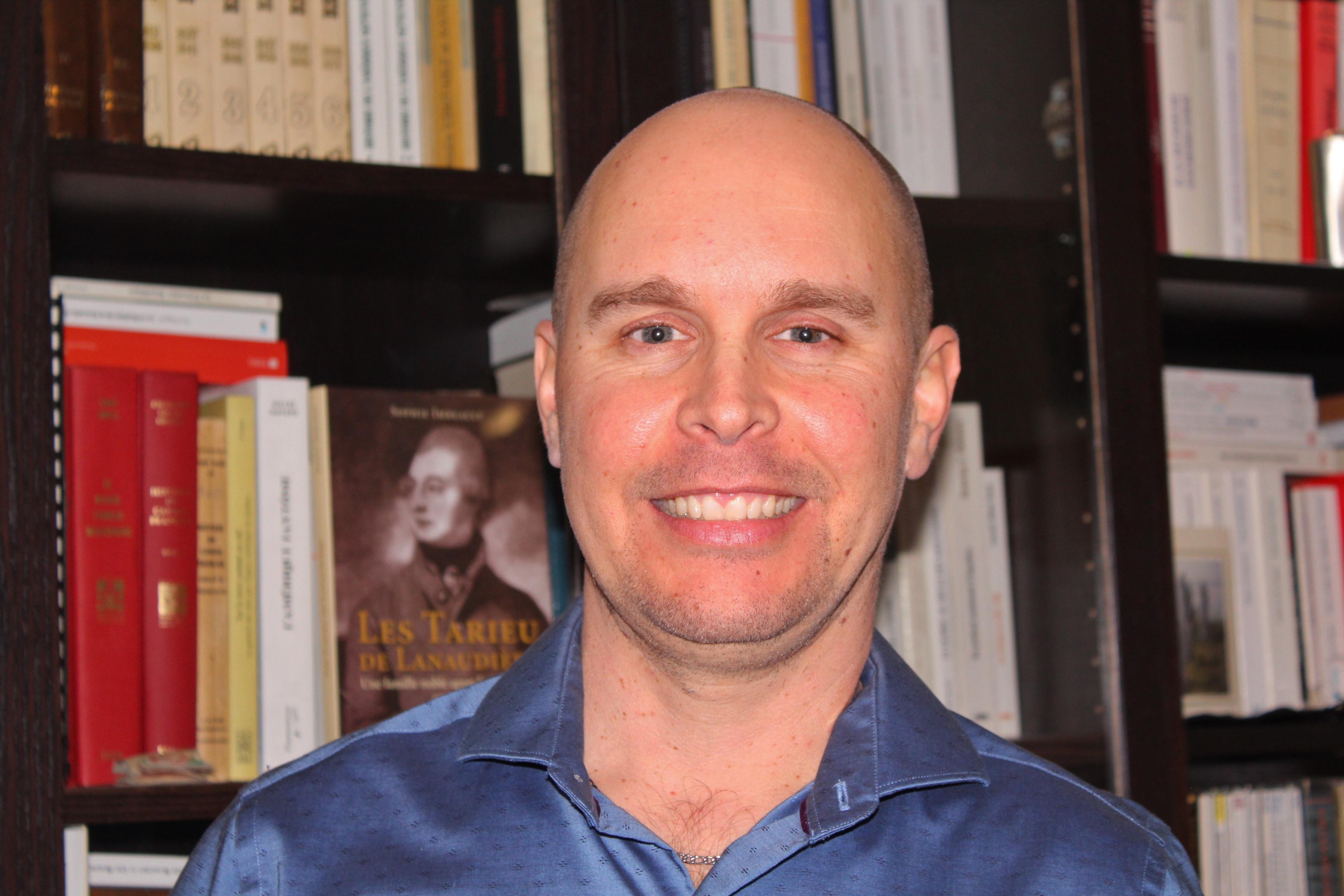 Martin Lavallée