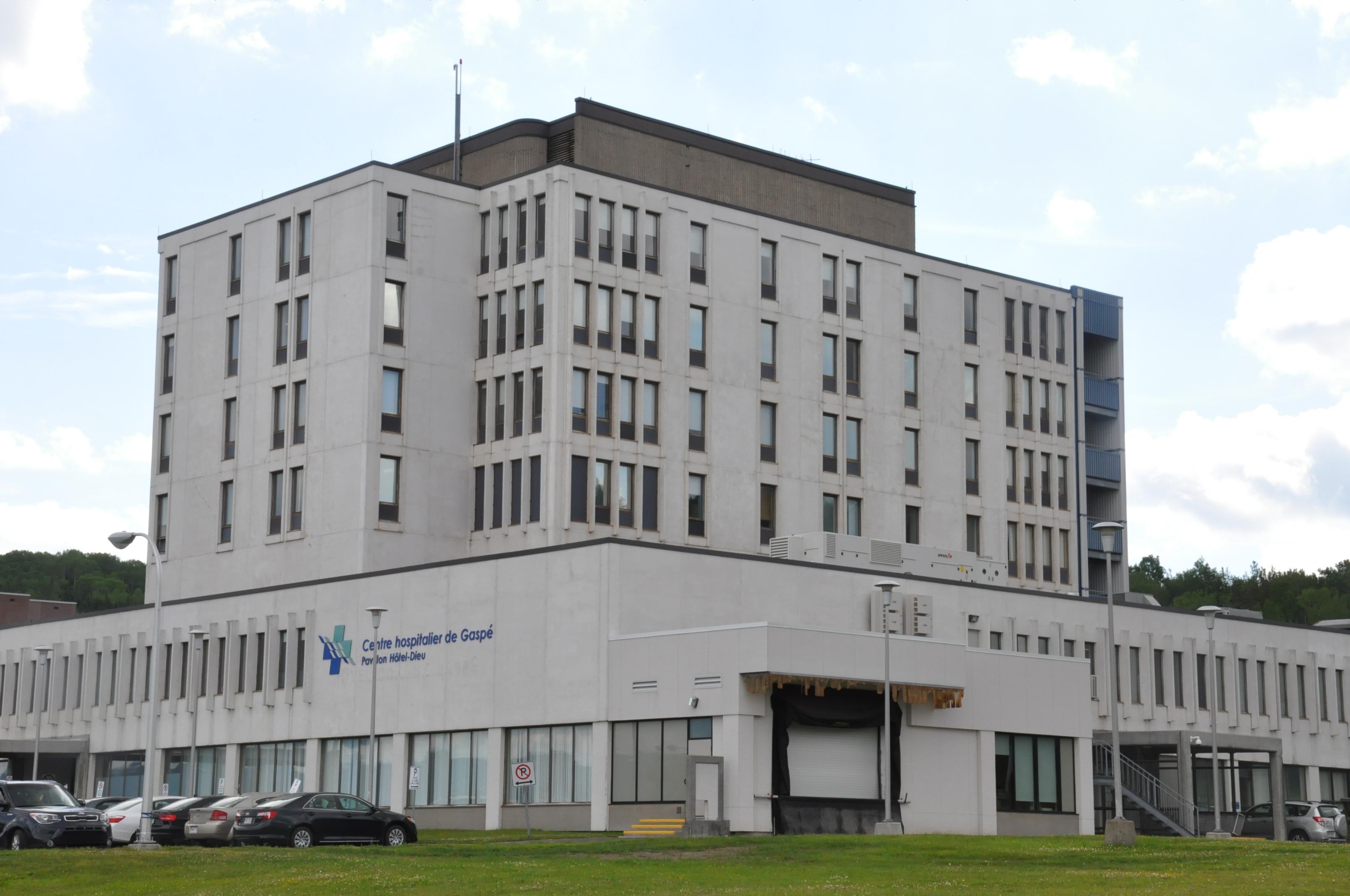 Hôpital Gaspé