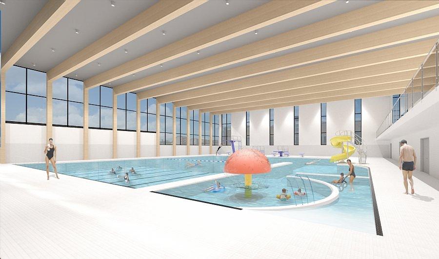 Centre aquatique Rouyn-Noranda