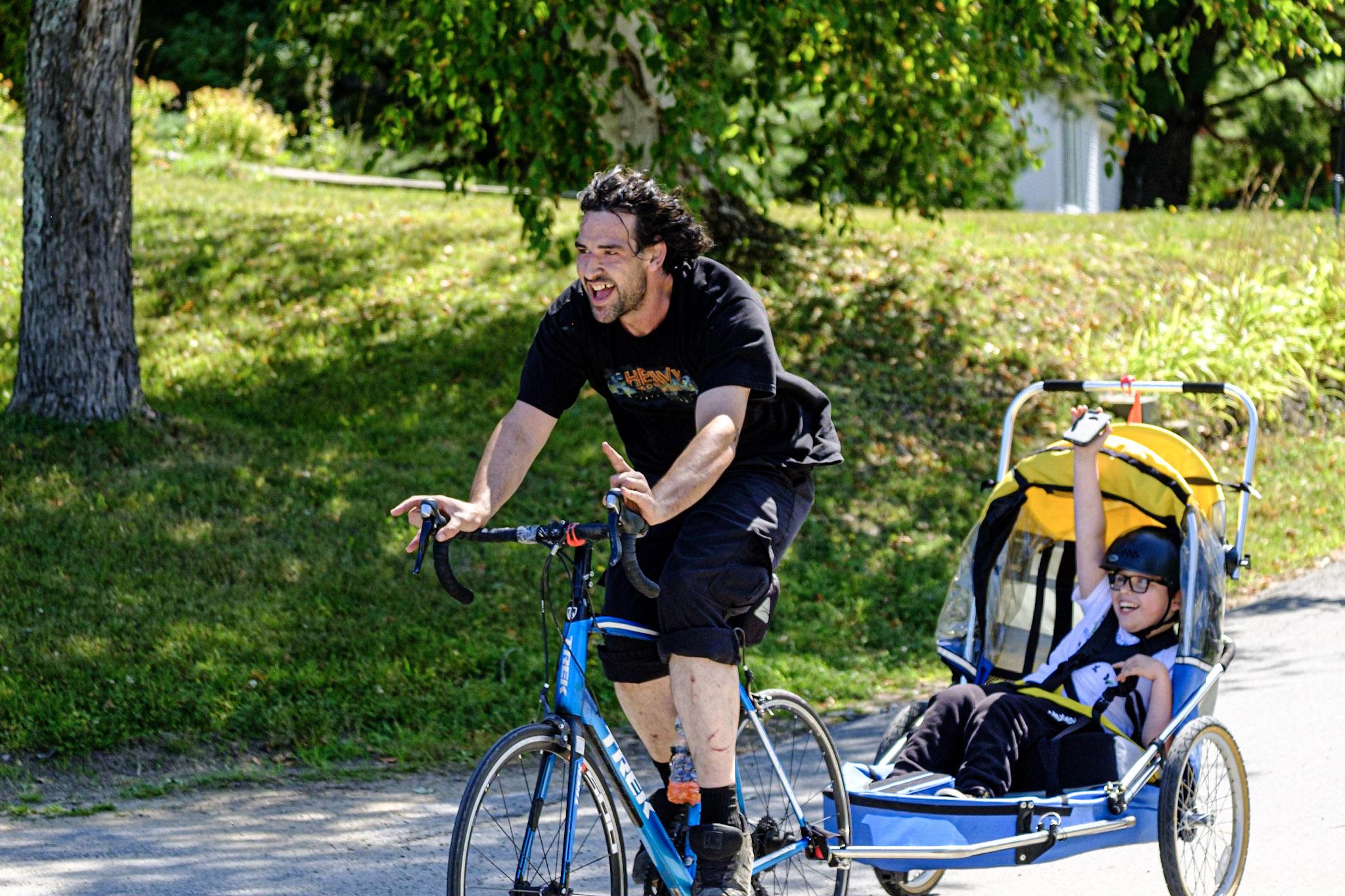 Défi Vélo de Lanaudière