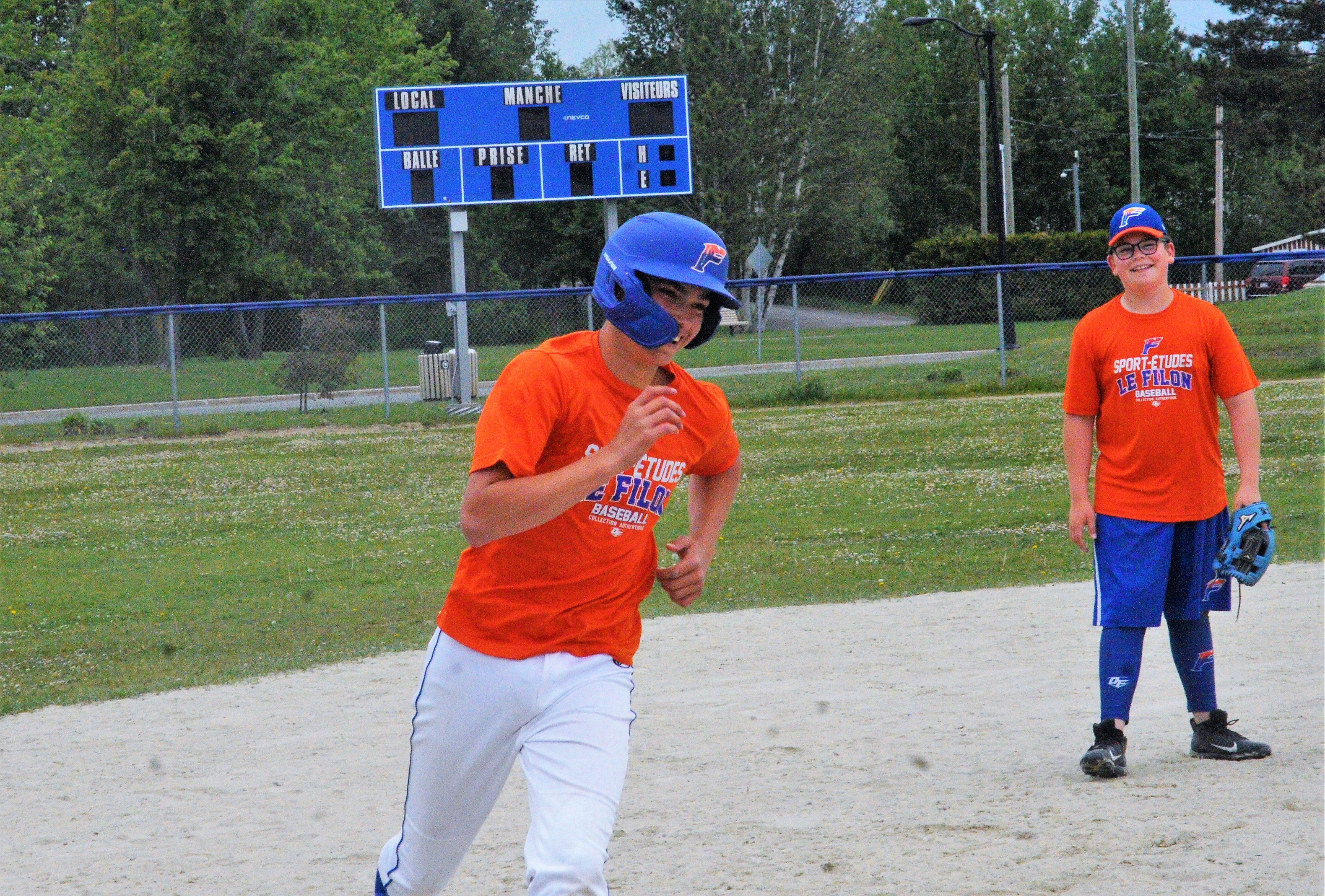 Justin Tardif - Baseball