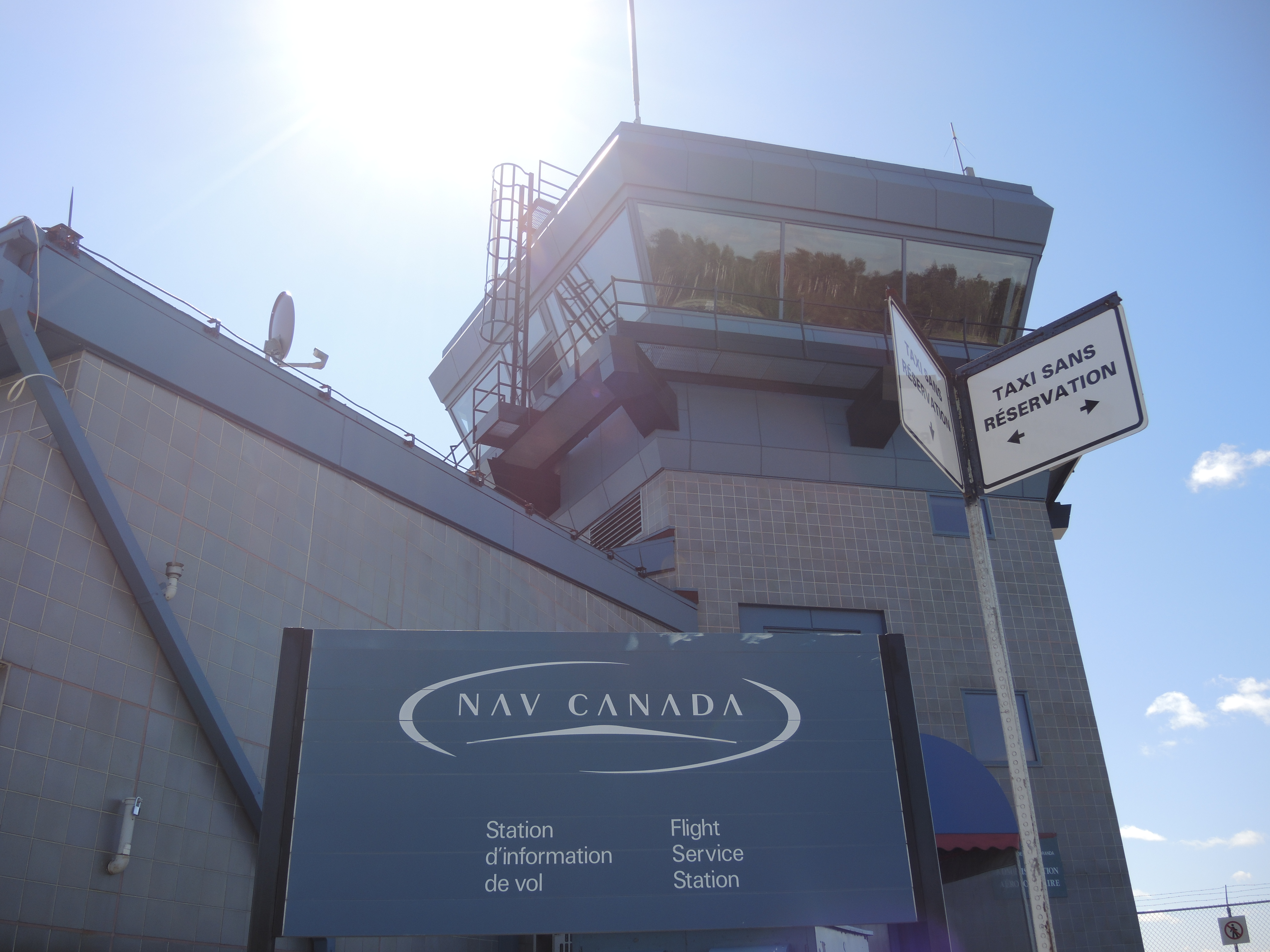 Nav Canada Rouyn-Noranda