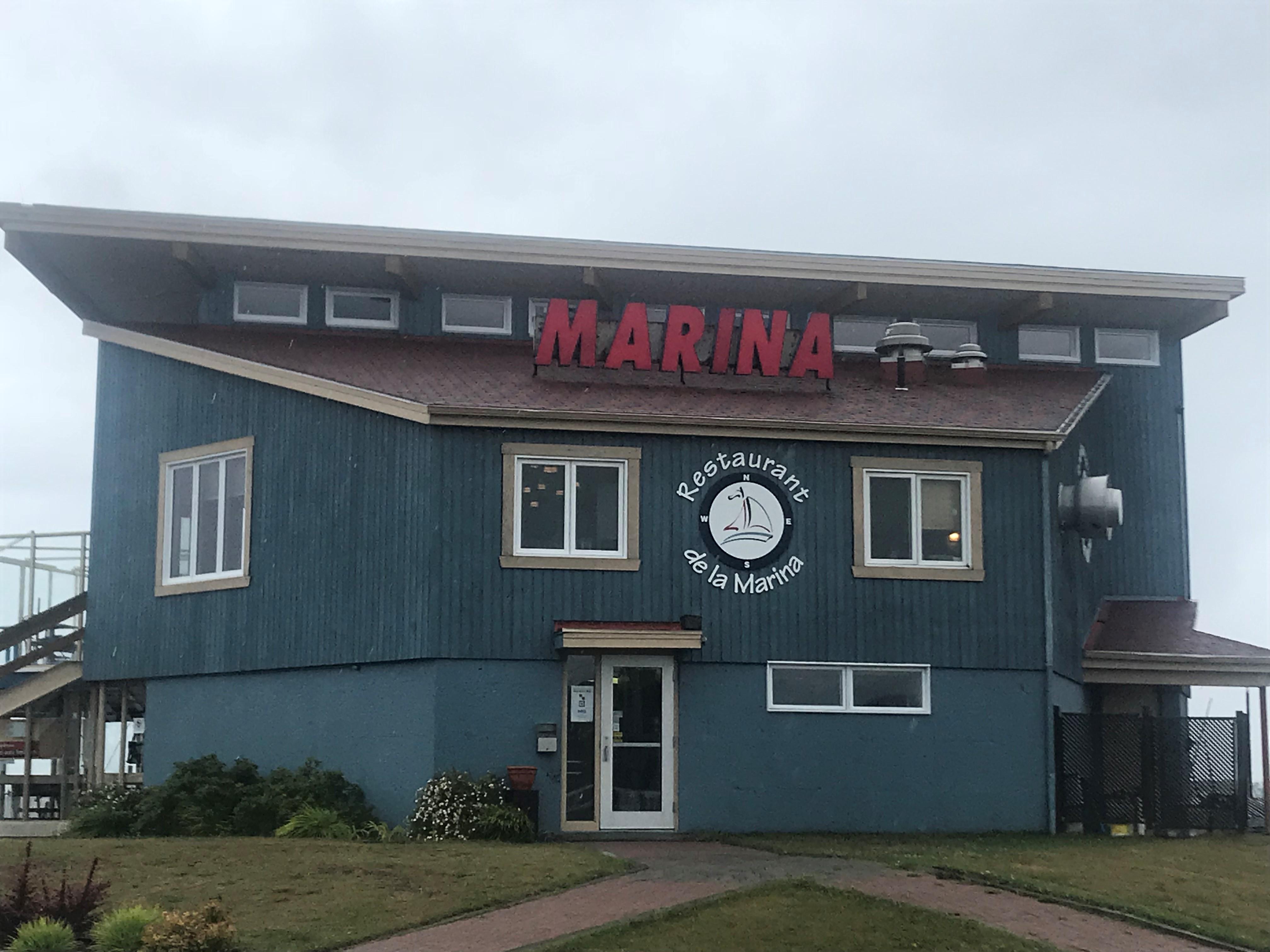 Restaurant Bar de la Marina