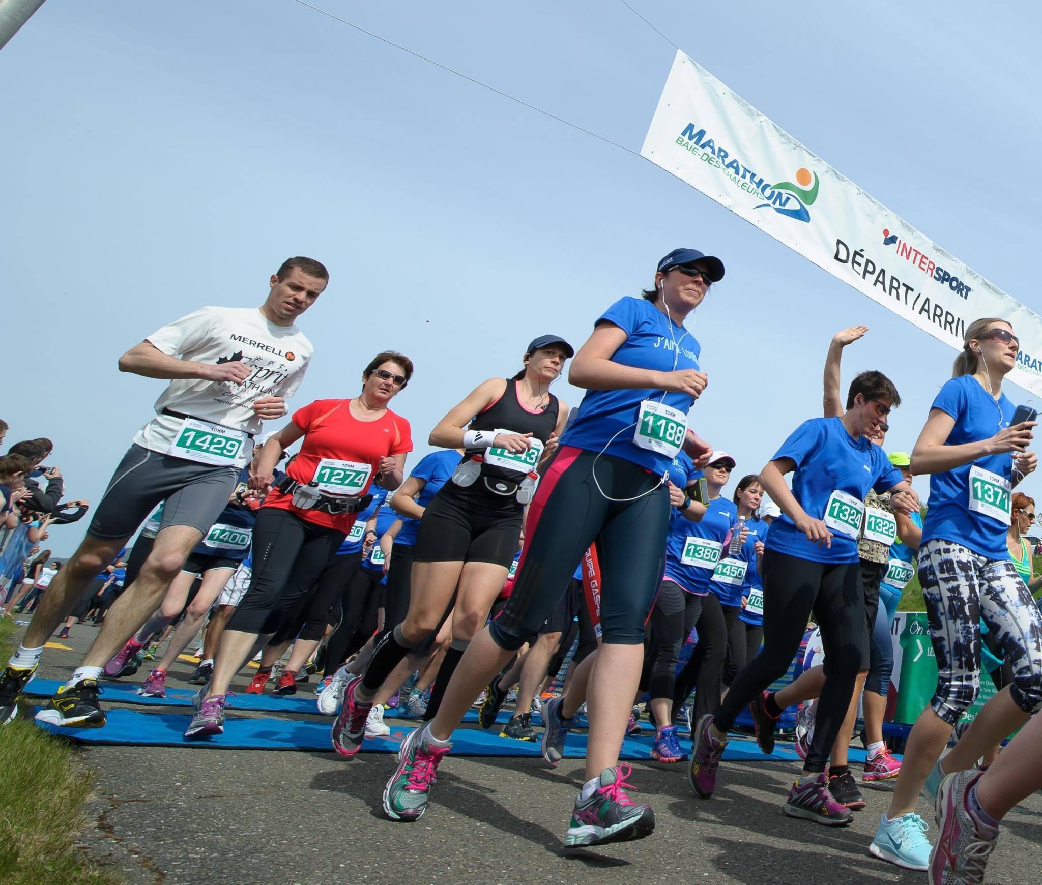 Marathon Baie-des-Chaleurs