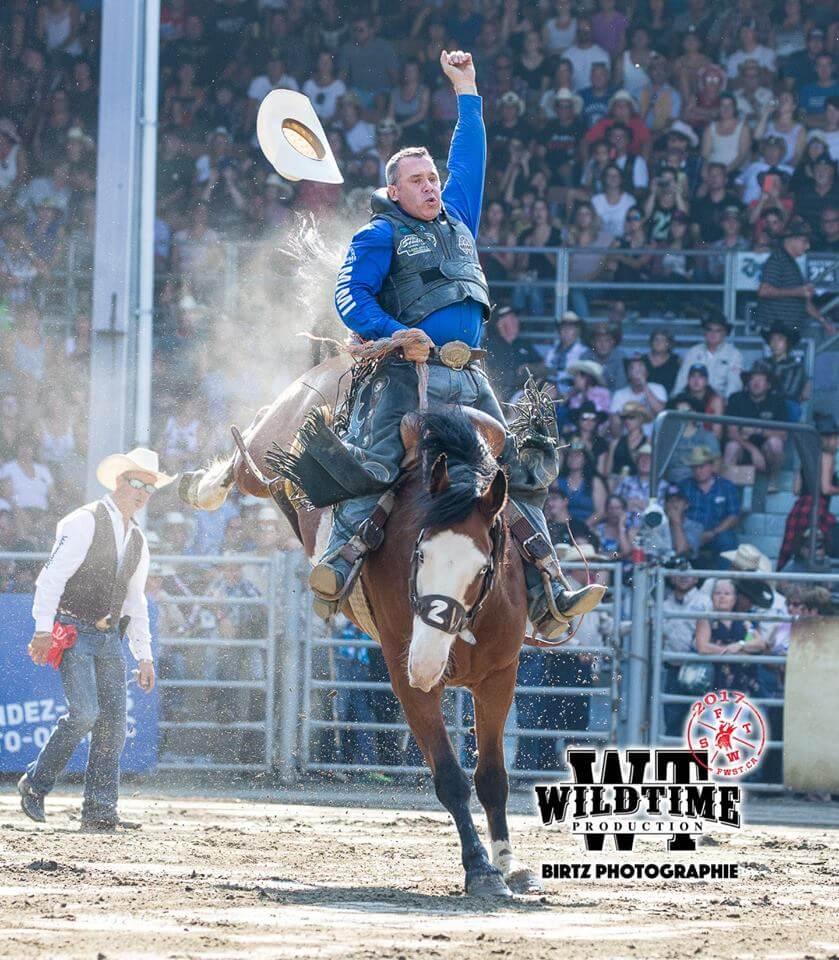Gino Perron cowboy