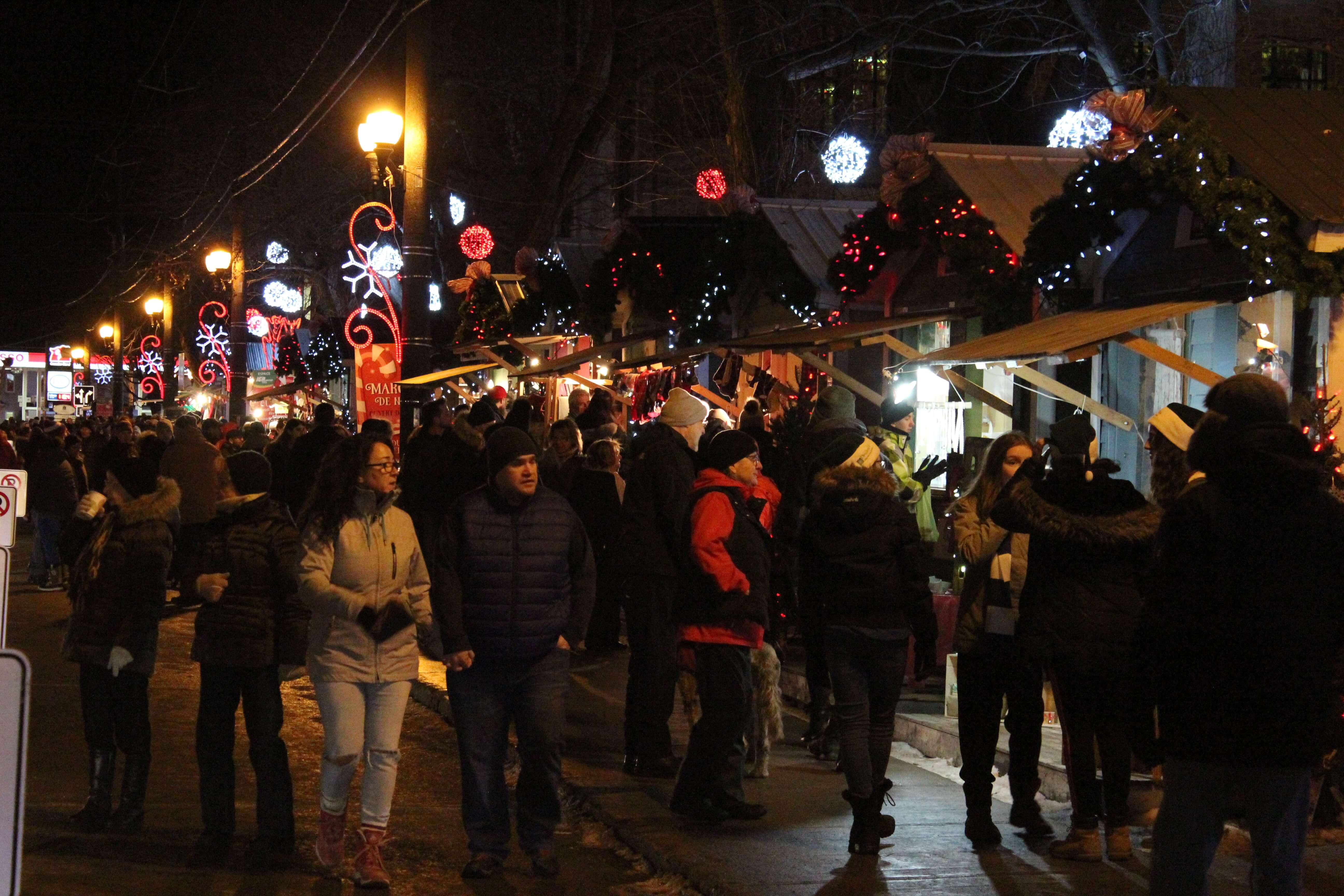 Marché de Noël L'Assomption